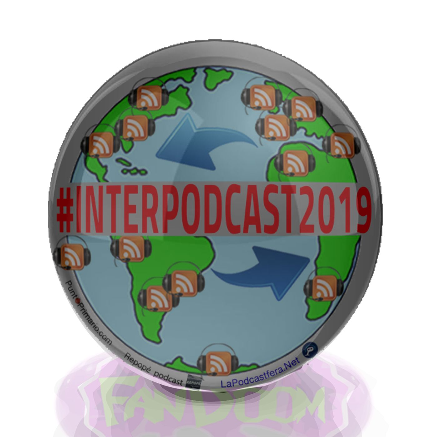 #InterPodcast2019 – FandoomZapp imitando a @PodzappTeam