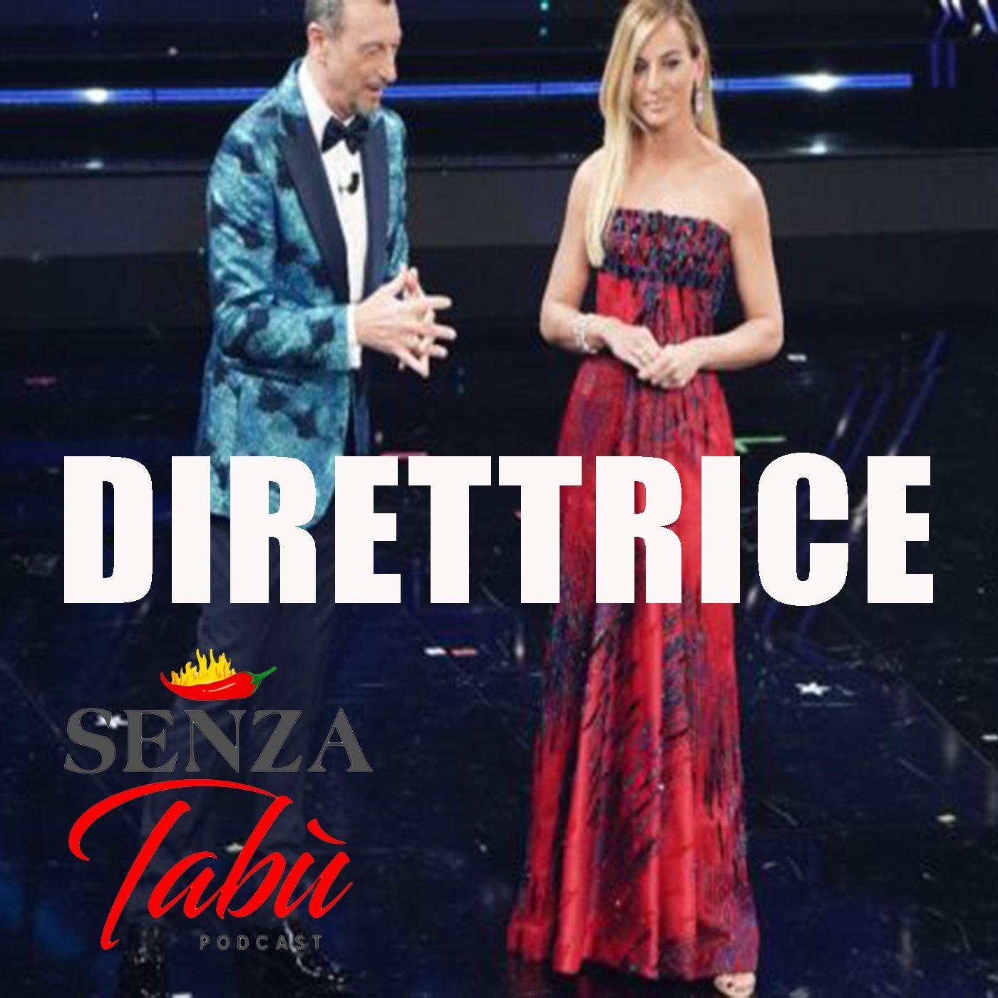 DIRETTRICE non DIRETTORE ❌ Sanremo 2021