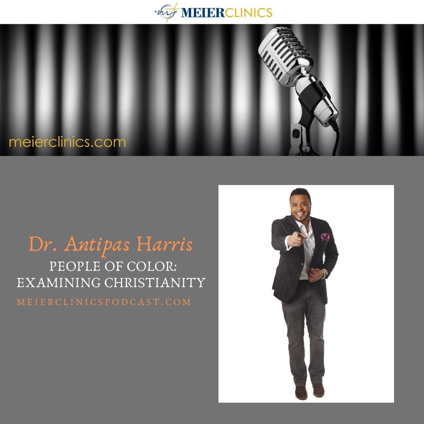 People of Color: Examining Christianity with Dr. Antipas Harris