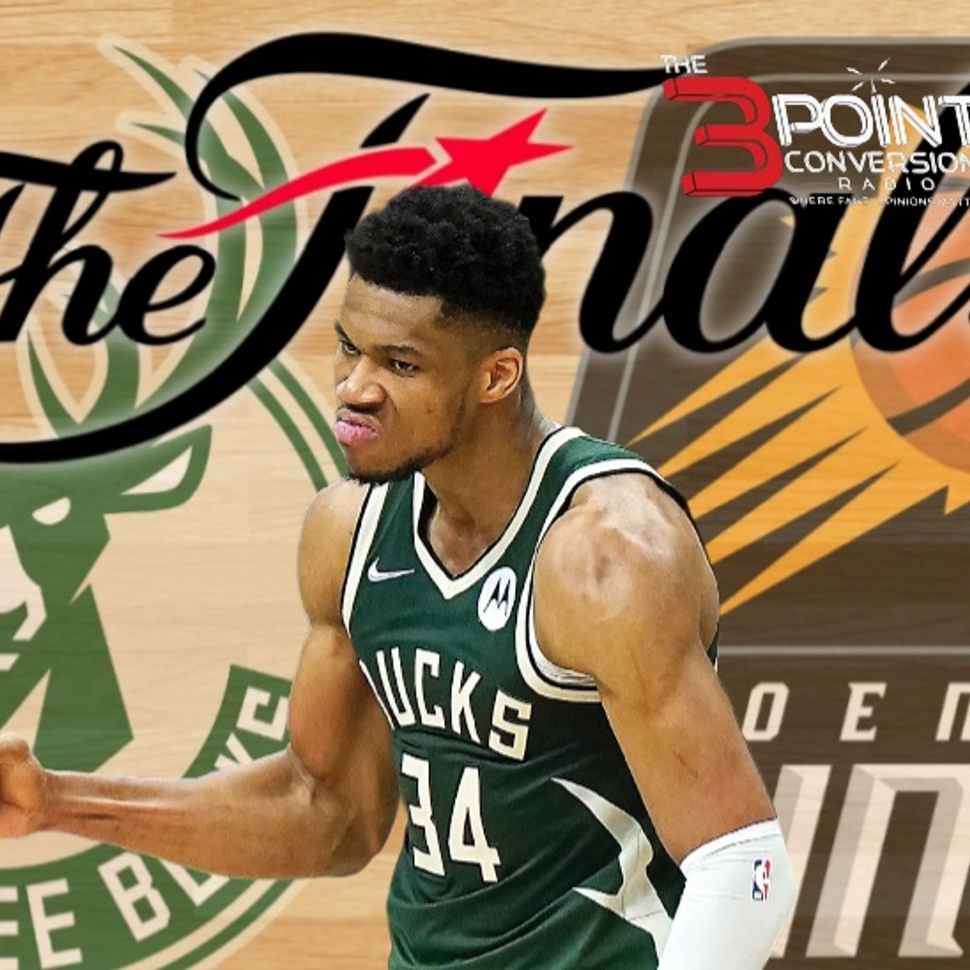 The 3 Point Conversion Sports Lounge - Will COVID-19 Ruin Sports Again, Giannis Taking Giant Steps, Best Athlete In Sports, Cubs Fire Sale