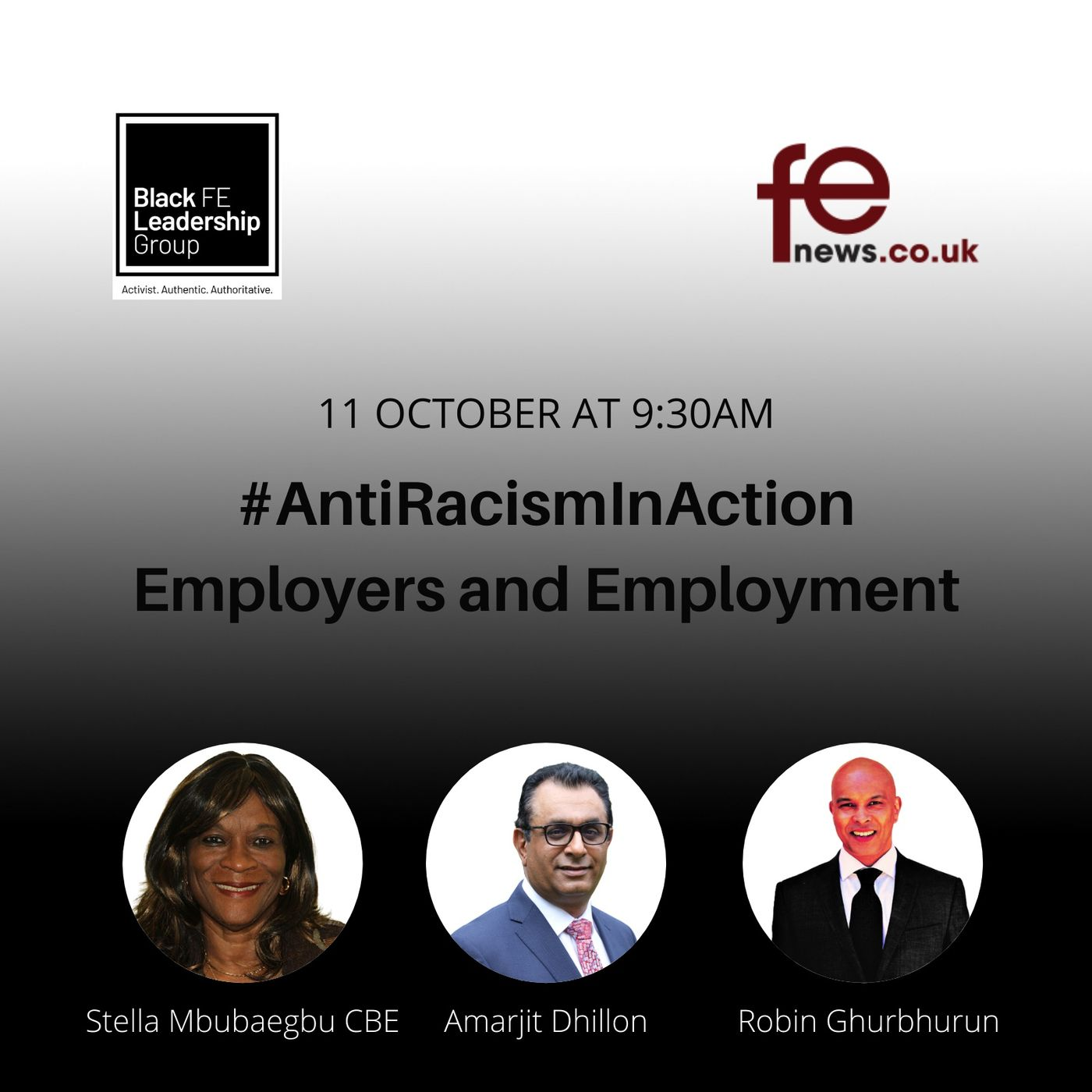 #AntiRacismInAction _ Employers and Employment Episode 2
