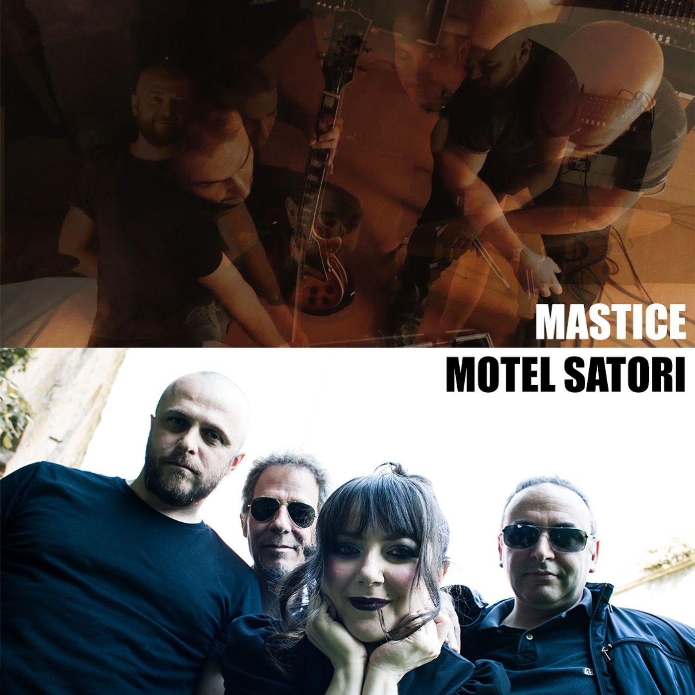 Realtà vs. Illusione + intervista a Mastice & Motel Satori - Karmadillo - s03e23