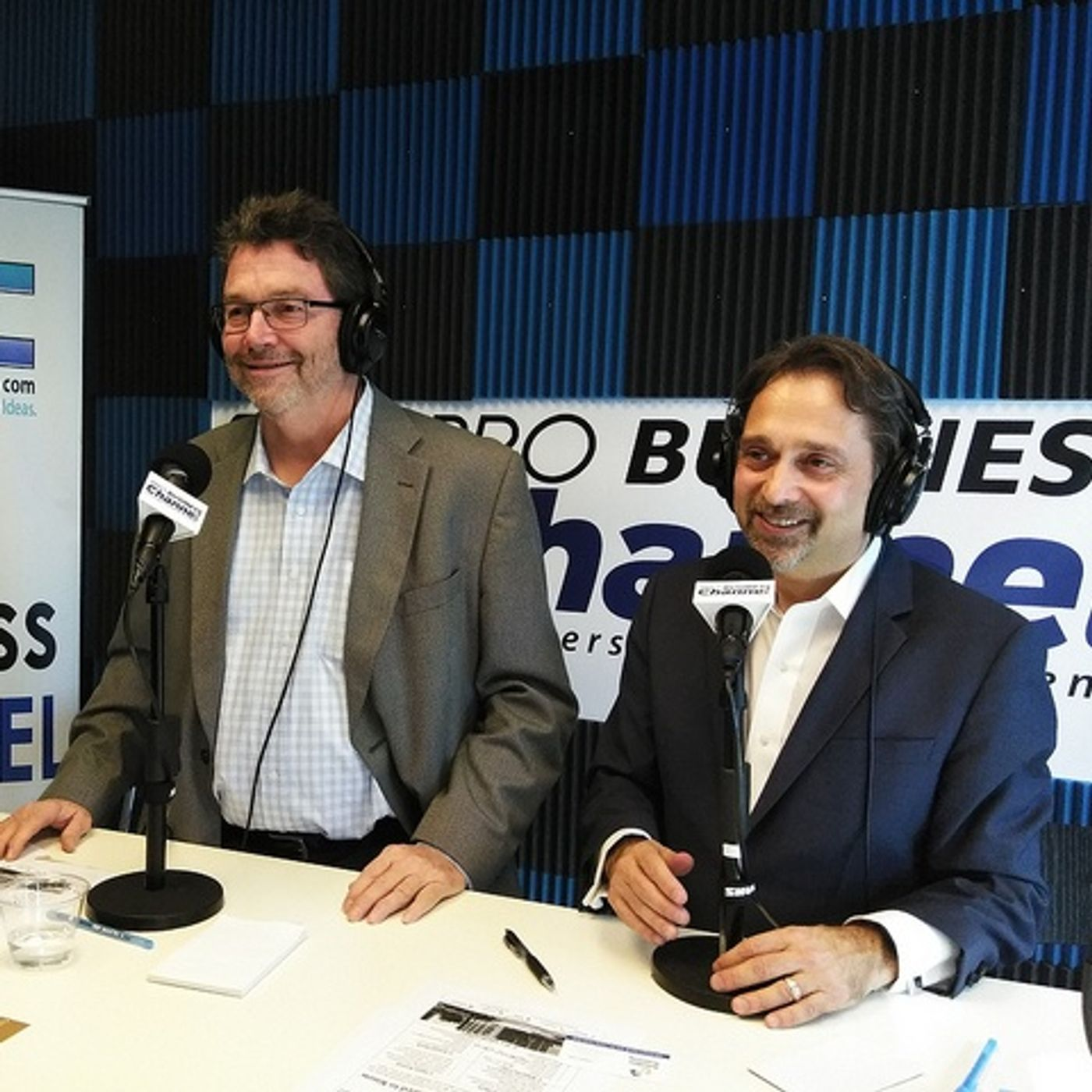 Eugene Pope, Sandler Sales Training and Mark Riley, ClubCorp on Georgia Business Radio