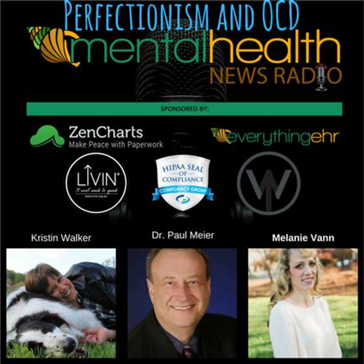 Mental Health News Radio - Dr. Paul Meier Round Table Discussions on Perfectionism and OCD