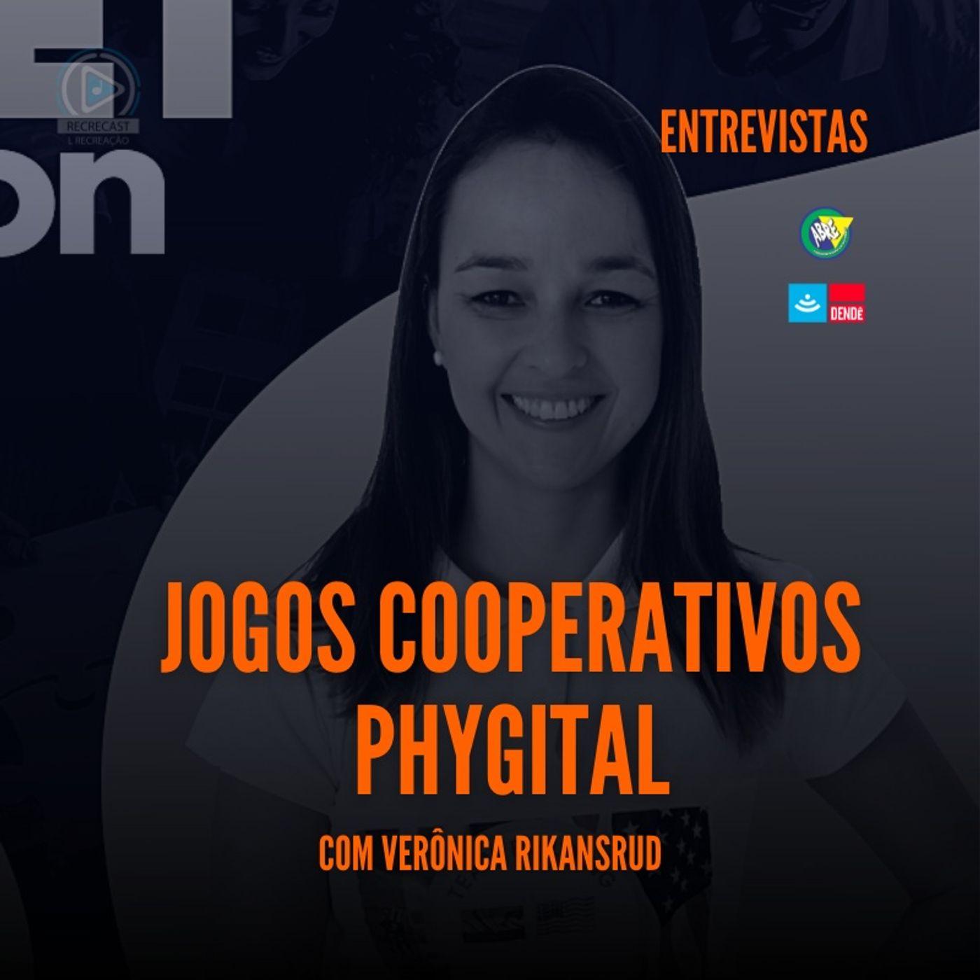 Jogos Cooperativos Phygital