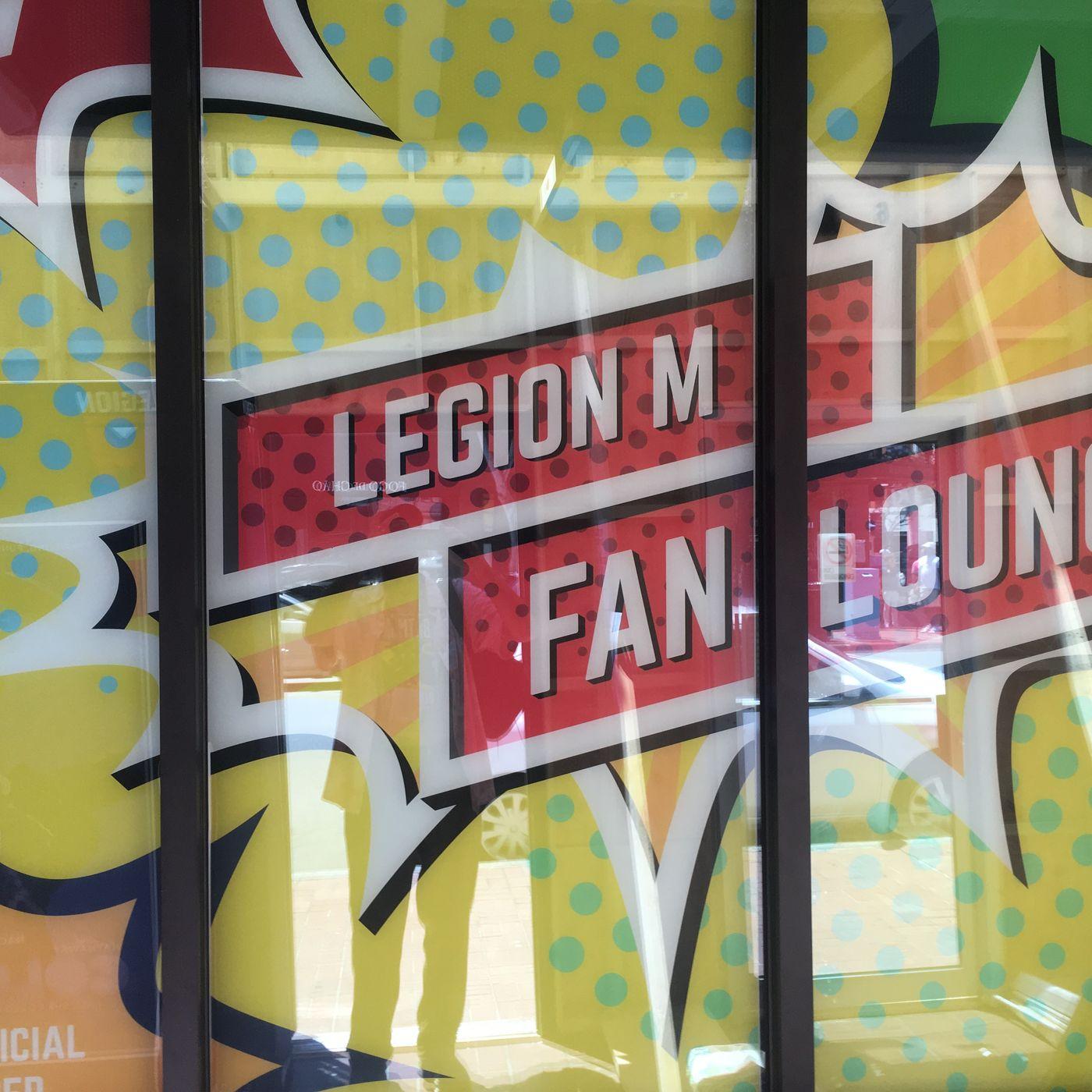 Jeff Annison Legion M's Saturn Award