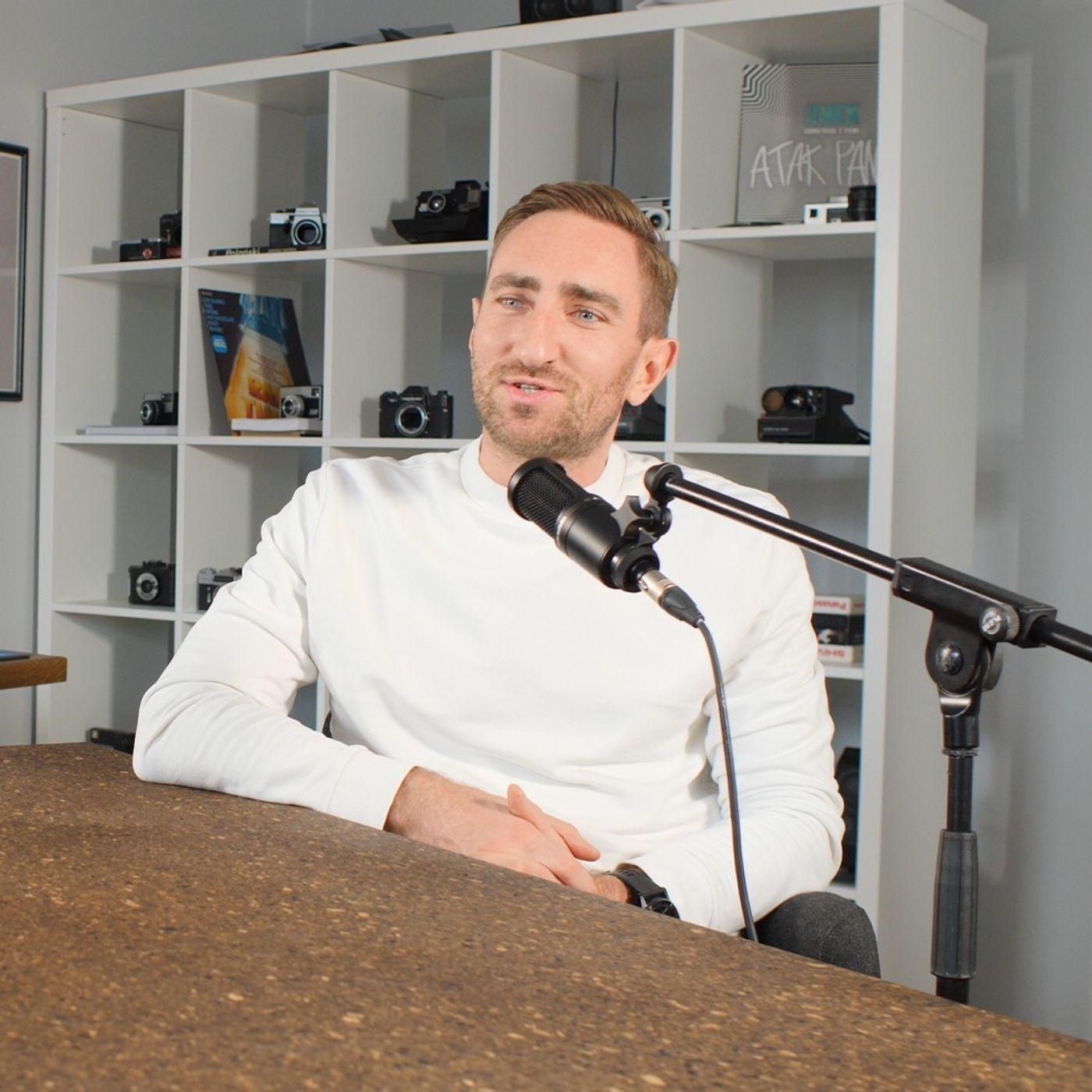 #6 Łukasz Jakóbiak - youtuber, mówca inspiracyjny, człowiek świadomy