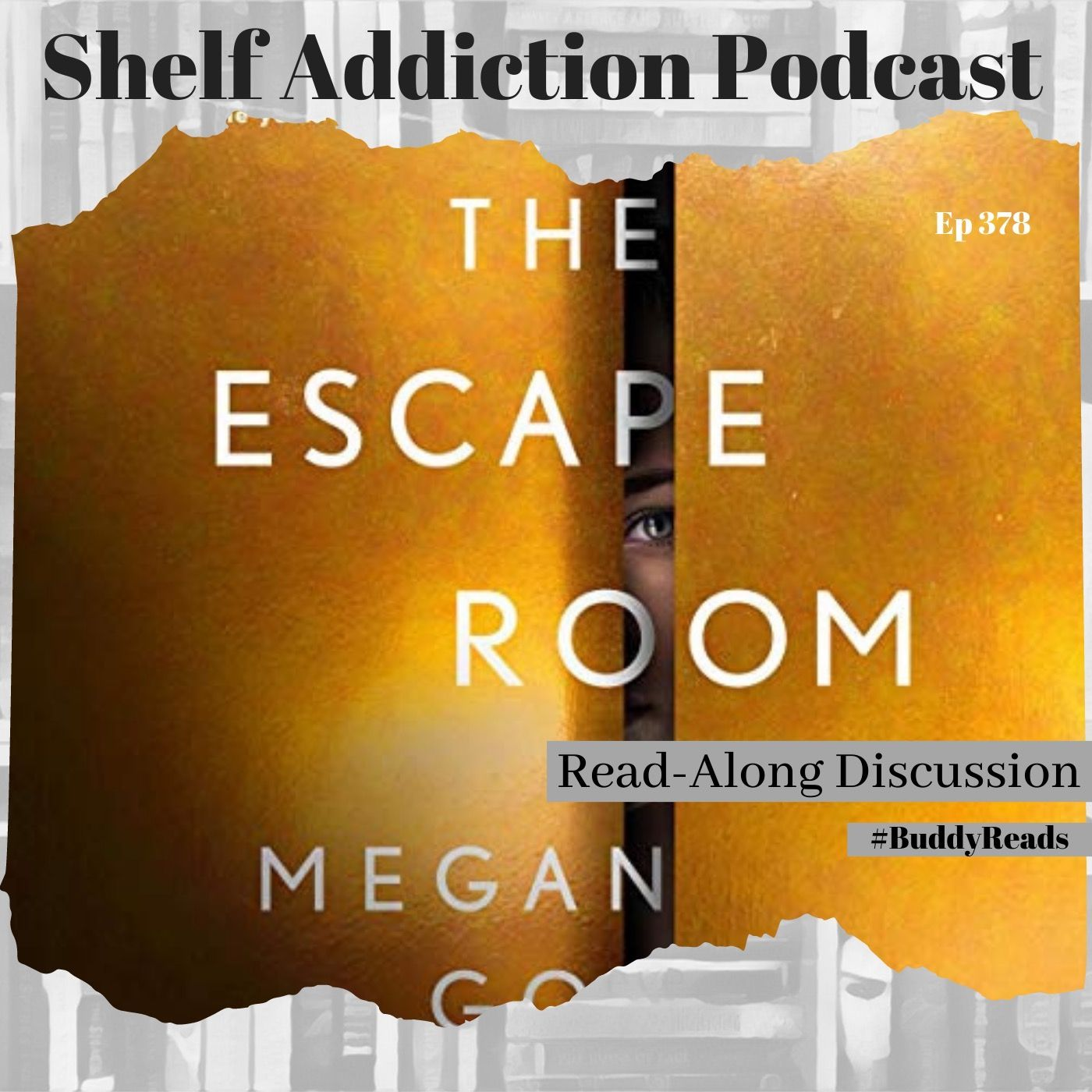 #BuddyReads Discussion of The Escape Room | Book Chat