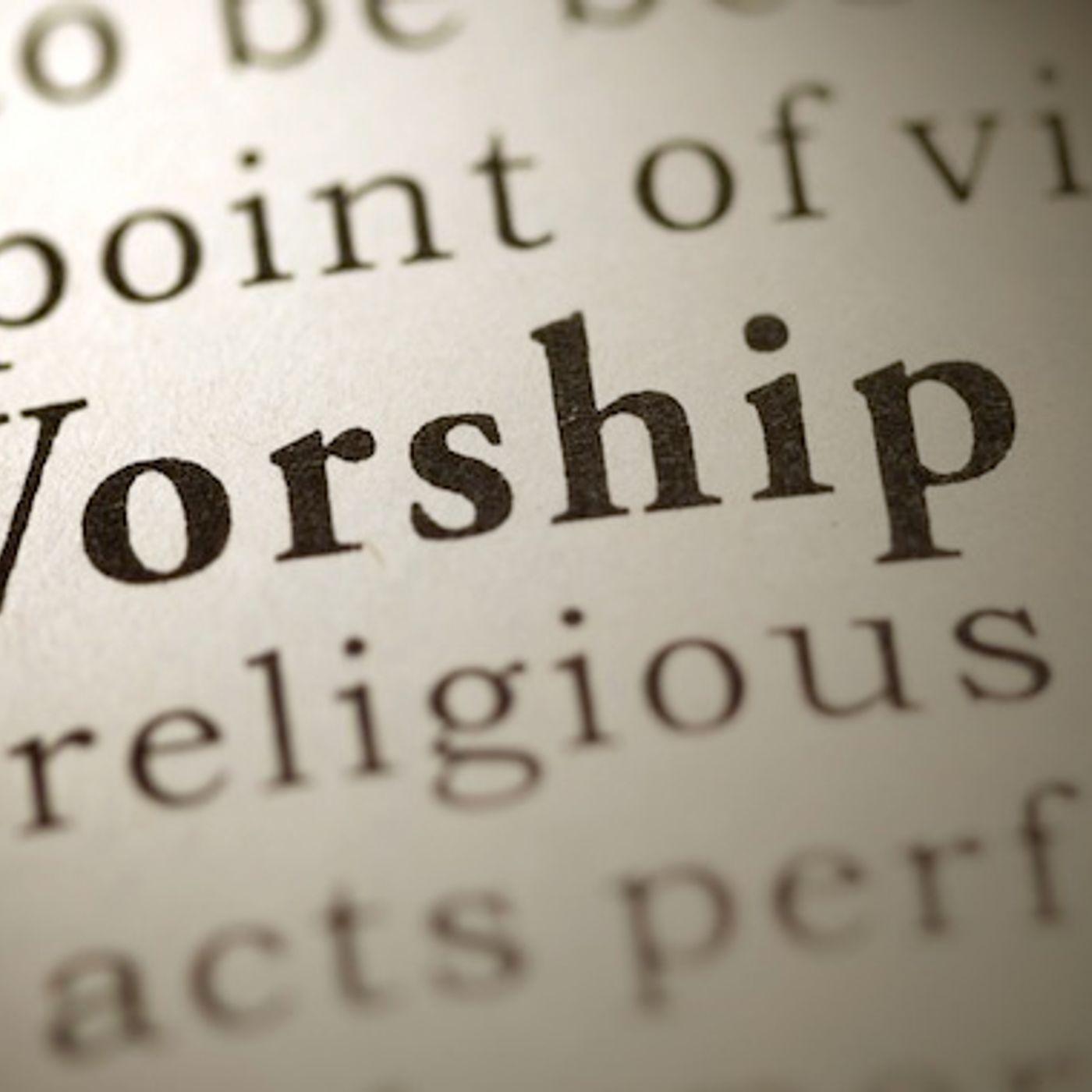 Neutrino Worship vs Transformative Worship