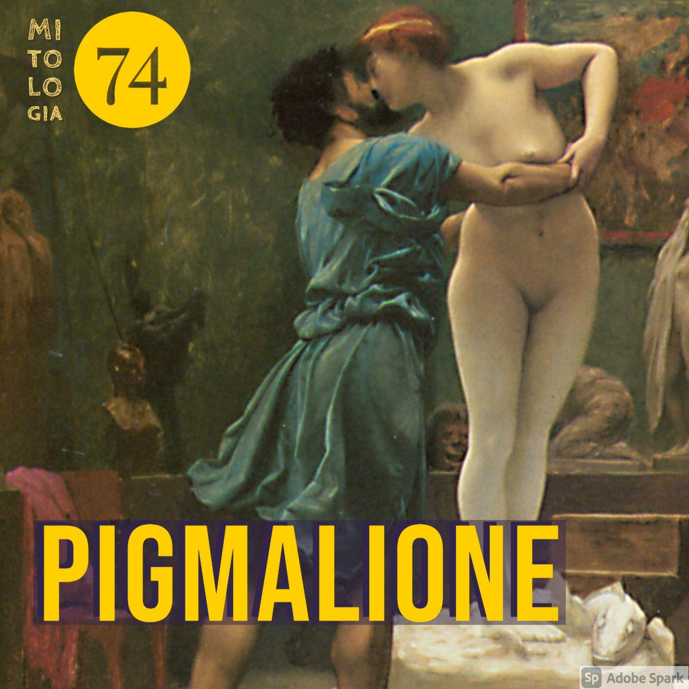 Pigmalione - La forza del puro amore