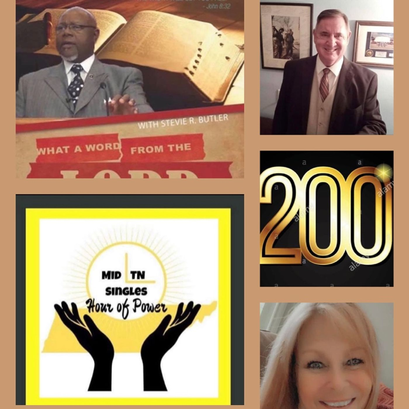 What A Word From The Lord Radio Show - (Episode 200)