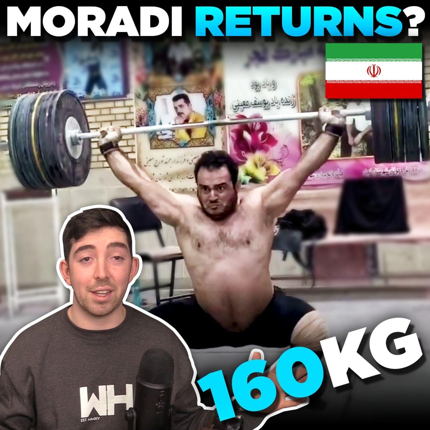 Sohrab Moradi's World Record Trajectory | WL News