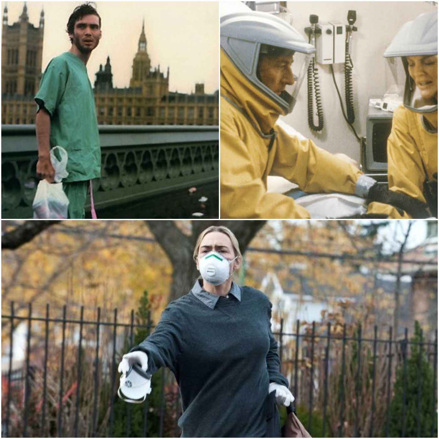 11. Contagions & Outbreaks: Pandemic Cinema Scores