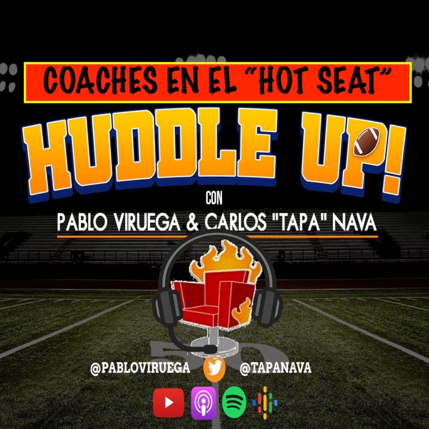 #HuddleUP Coaches que podrían en el HOT SEAT para #NFL 2021 con @TapaNava y @PabloViruega