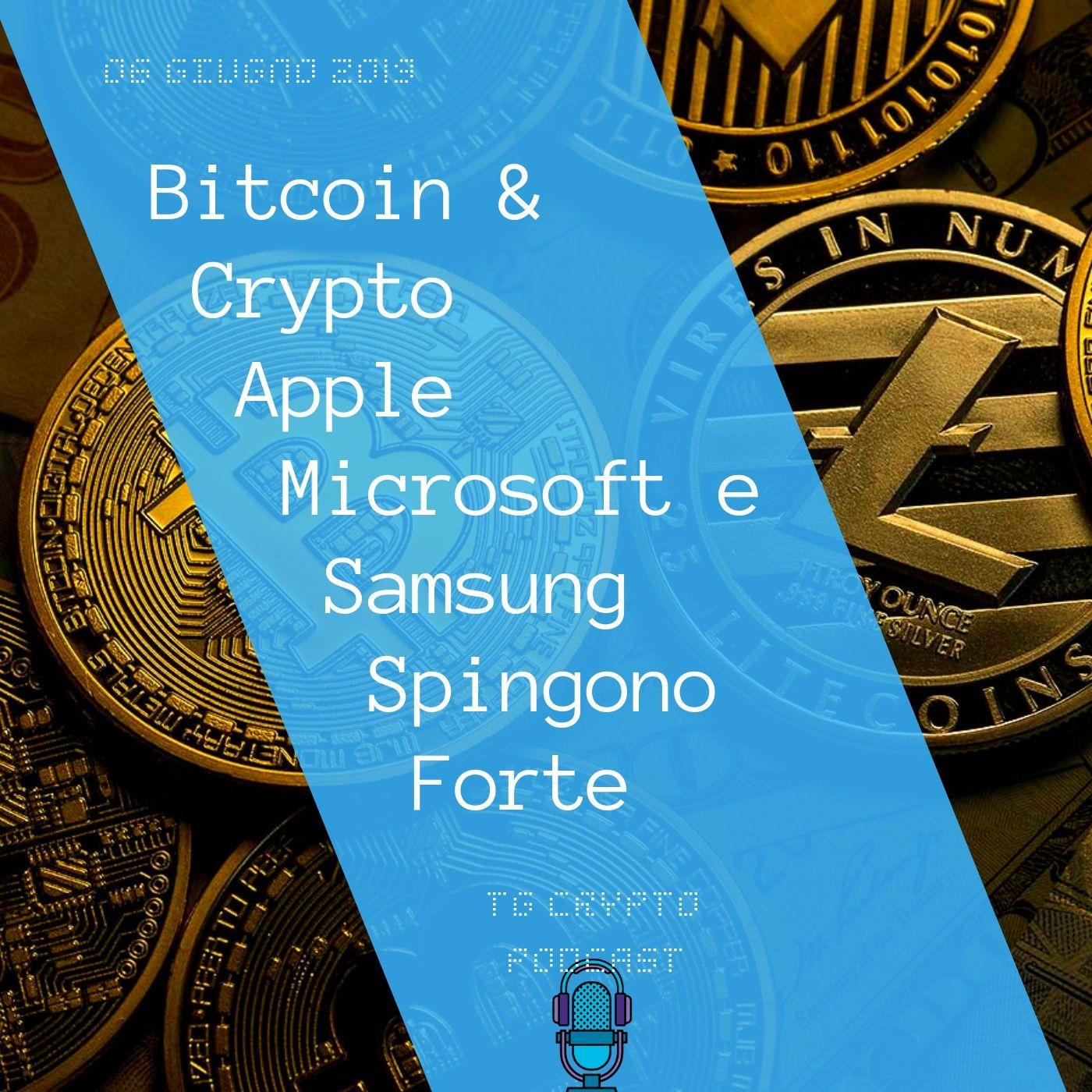 scambio di carta crypto
