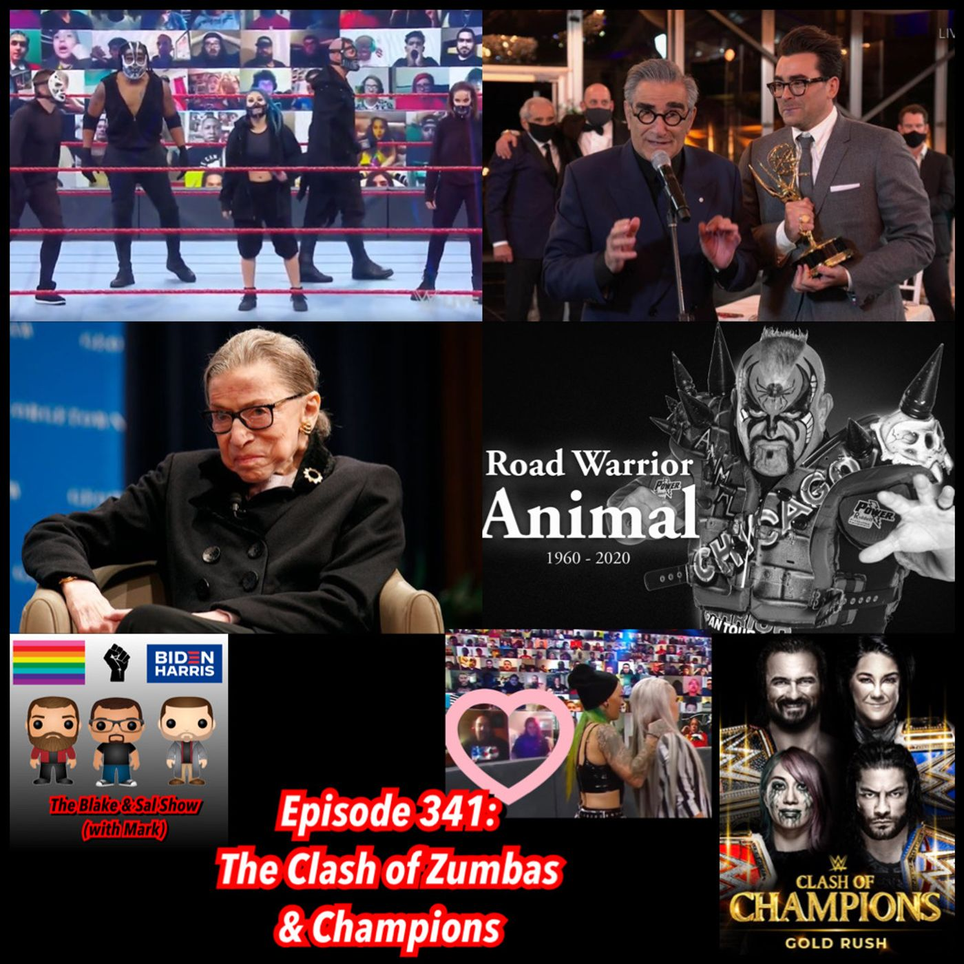 Episode 341: The Clash of Zumbas & Champions