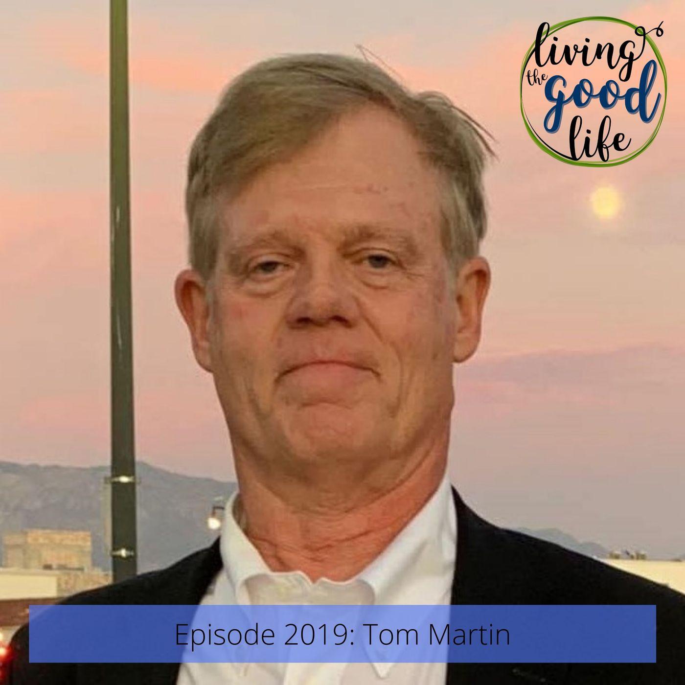 LTGL2019-Widom All Around Us - Tom Martin