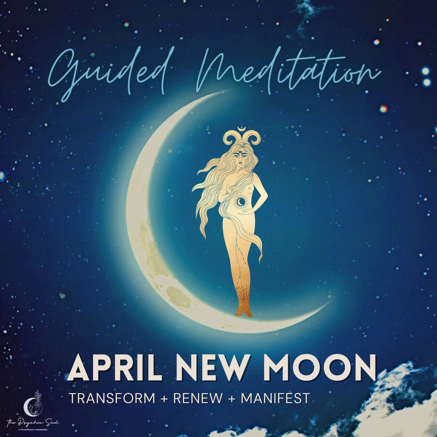 April New Moon Guided Meditation