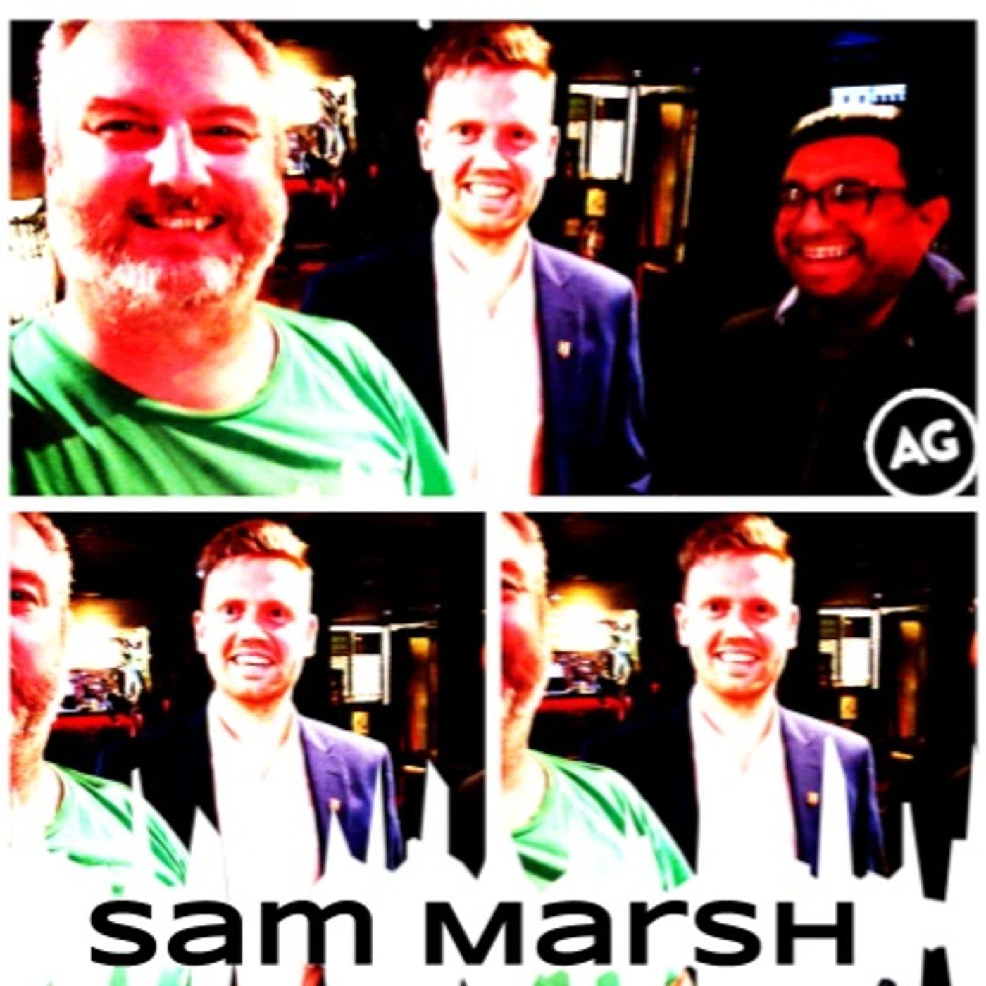 "Sam Marsh - Move away from ""gaming = bad"""
