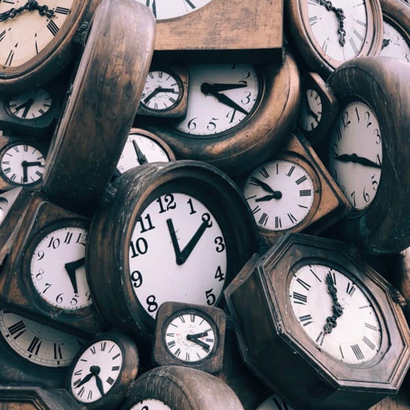 Oct 23 The Clock Ticks