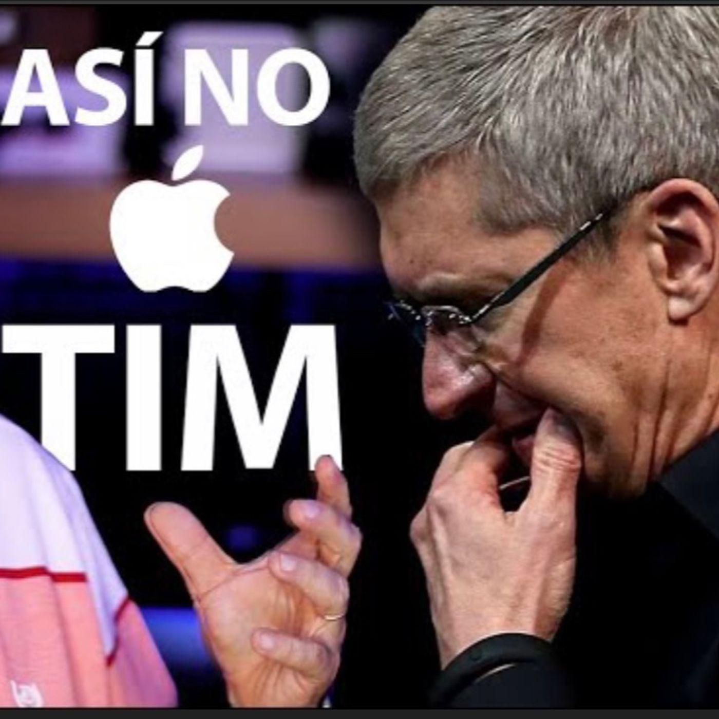 Tim Cook faltara al Senado + Rumores +Patentes +Filtraciones (Appleaks)