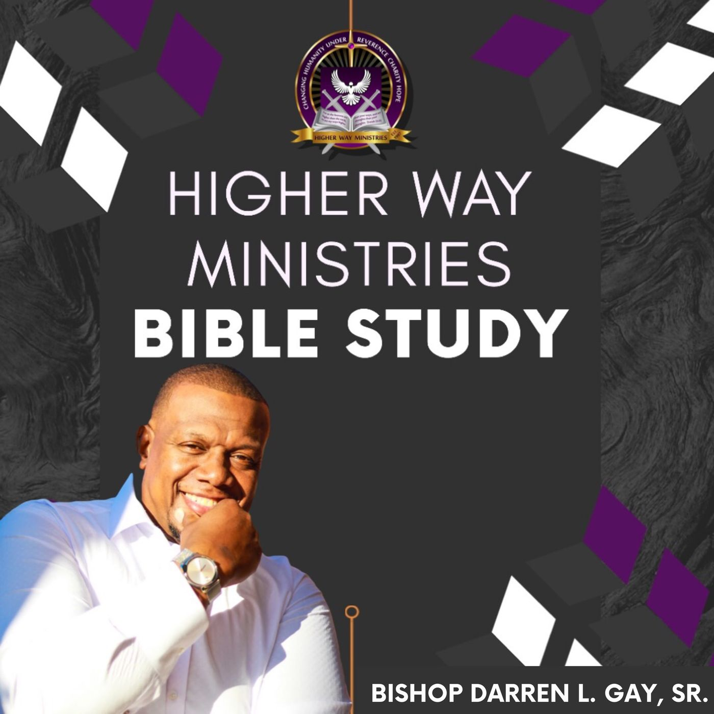 Search and Look - Bishop Darren L. Gay, Sr.