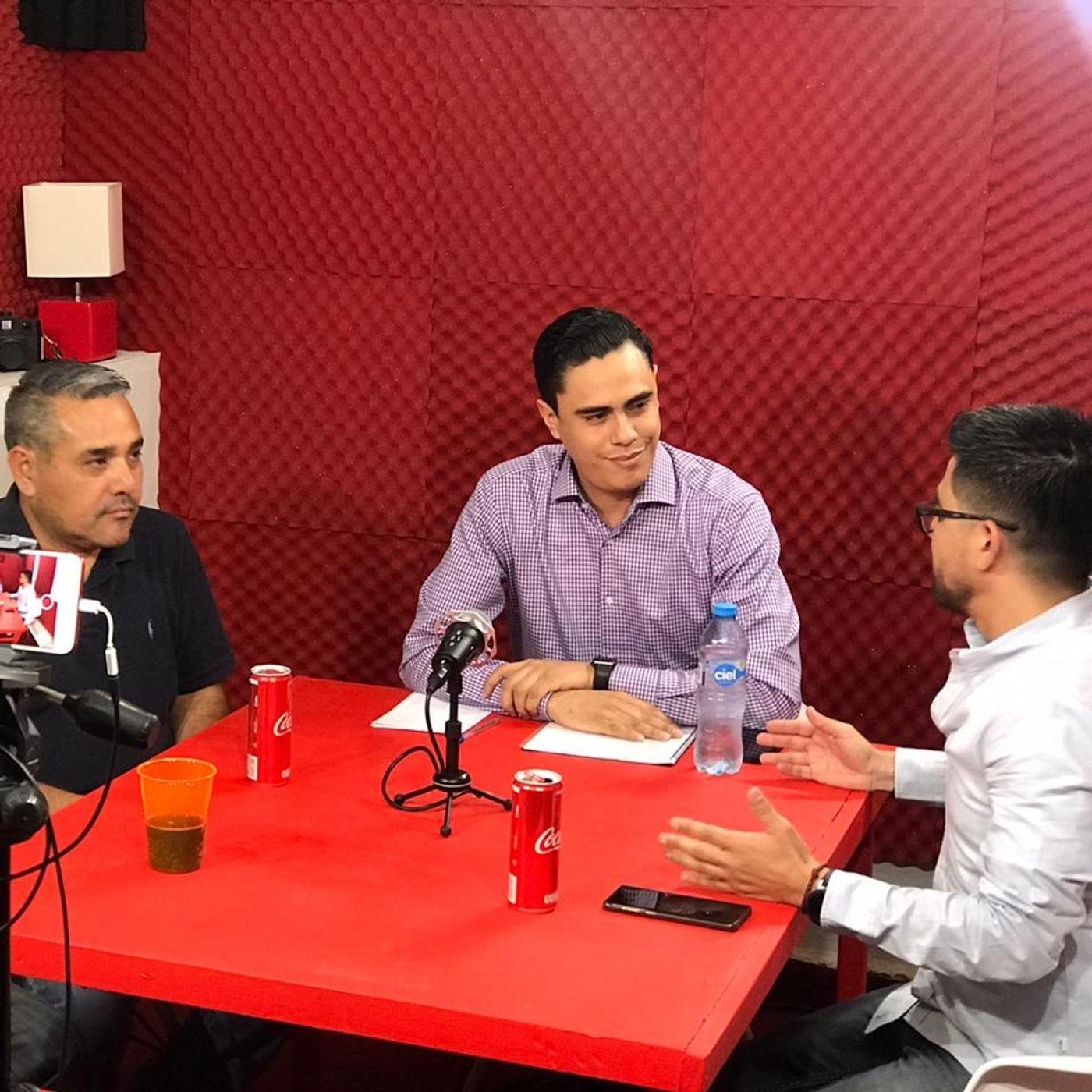 Primer invitado Con Los Corresponsales. ¿Qué ha fallado en el Gobierno de Cuauhtémoc Blanco?