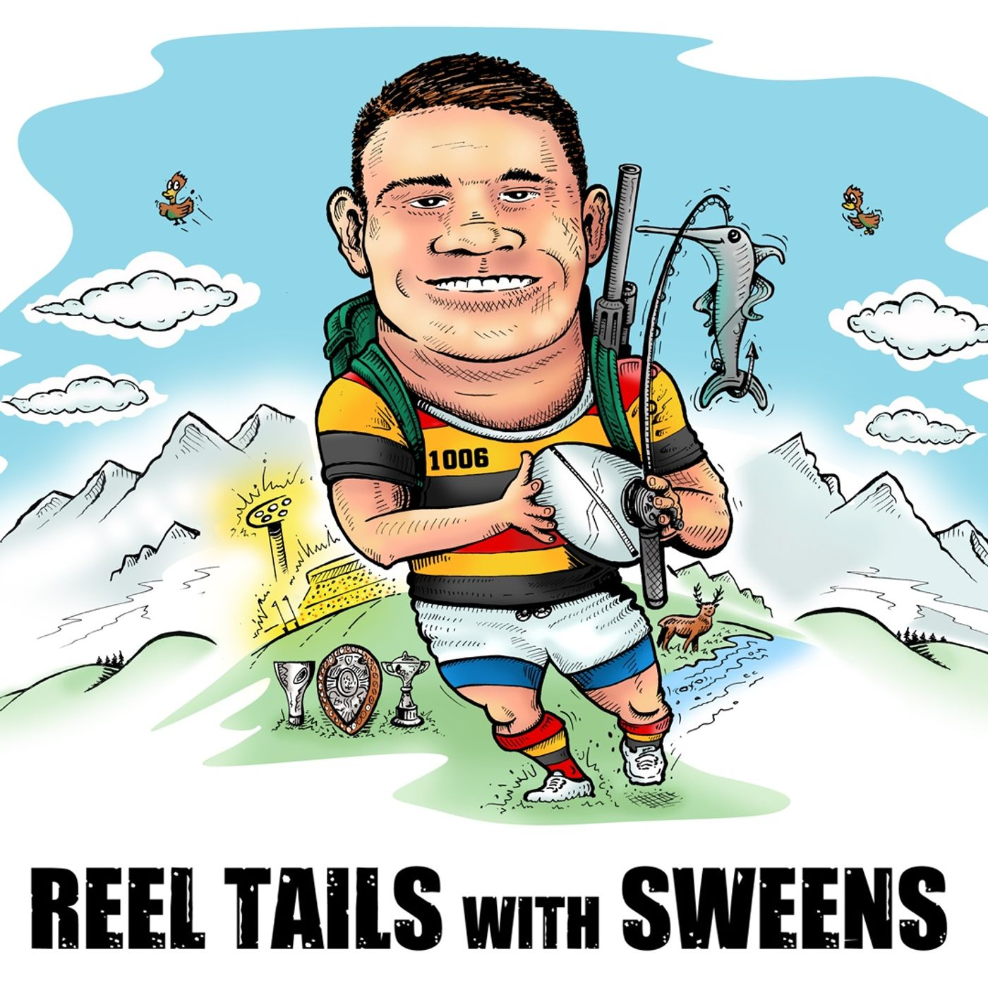 Episode 1 - Reel Tails with Sweens