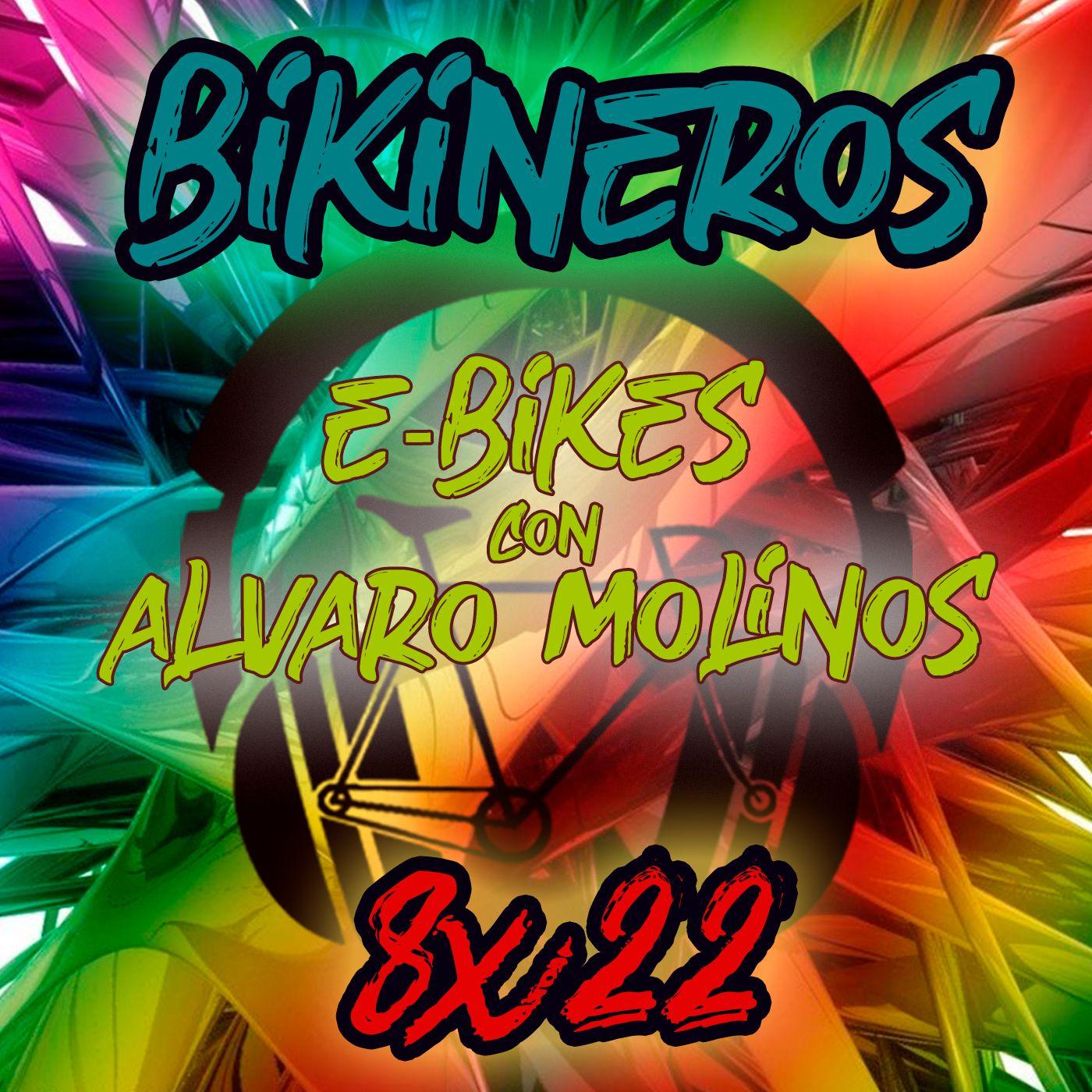 BKN 8x22 Lo de las EBIKES, la ITZULIA, Soy Globero, F1 y los plátanos rojos