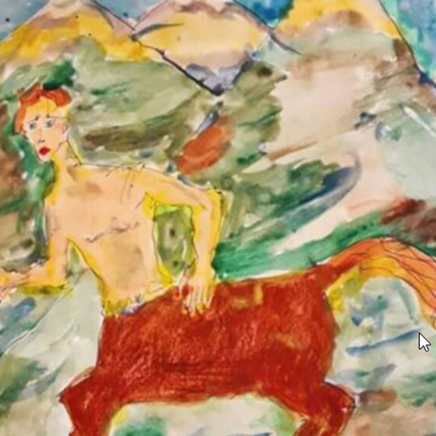 Il centauro