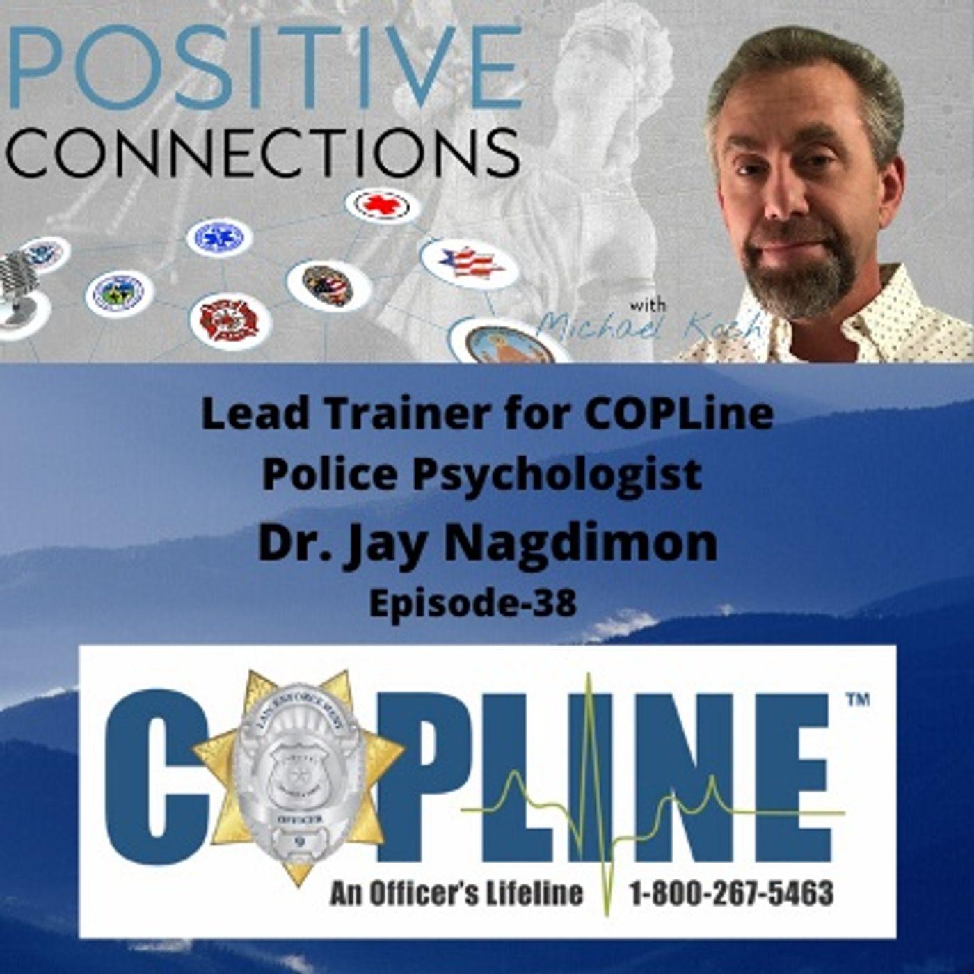 Lead Trainer for COPLine: Dr. Jay Nagdimon