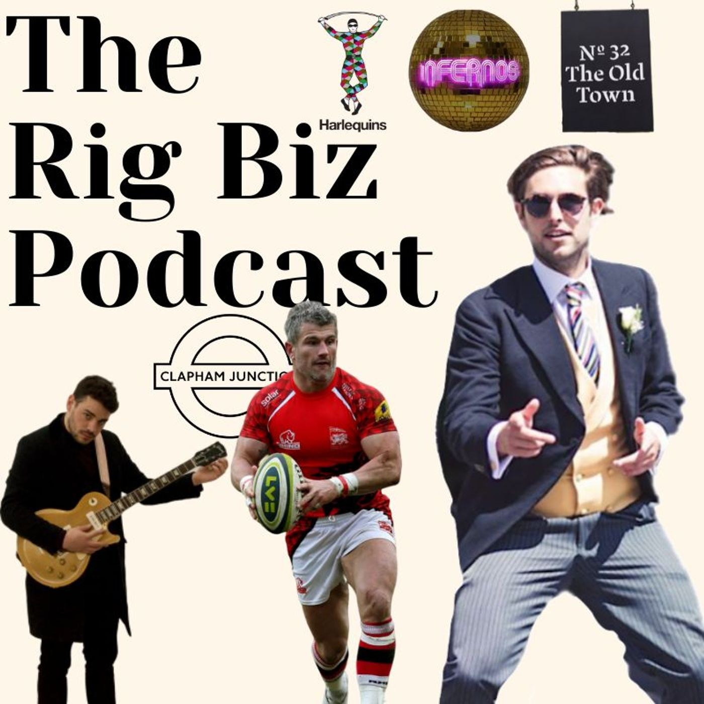 The Rig Biz - Episode 6 - Tom May Interview - Blazers Pod Debut - Nights out with Sonny Bill