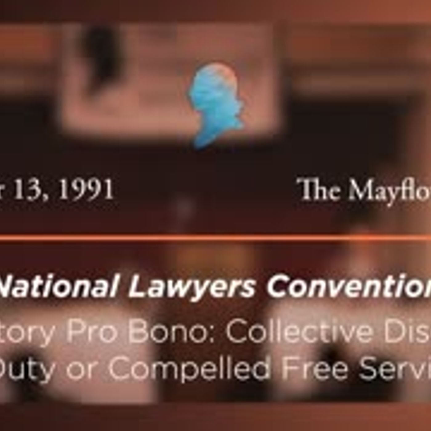 Mandatory Pro Bono: Collective Discharge of Duty or Compelled Free Service? [Archive Collection]