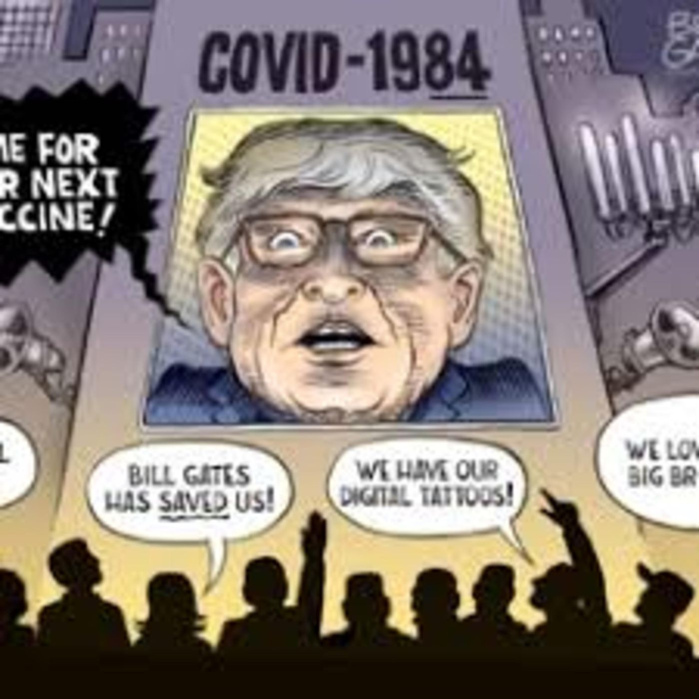 Charles Moscowitz and James Perloff: Covid 19 red pilled