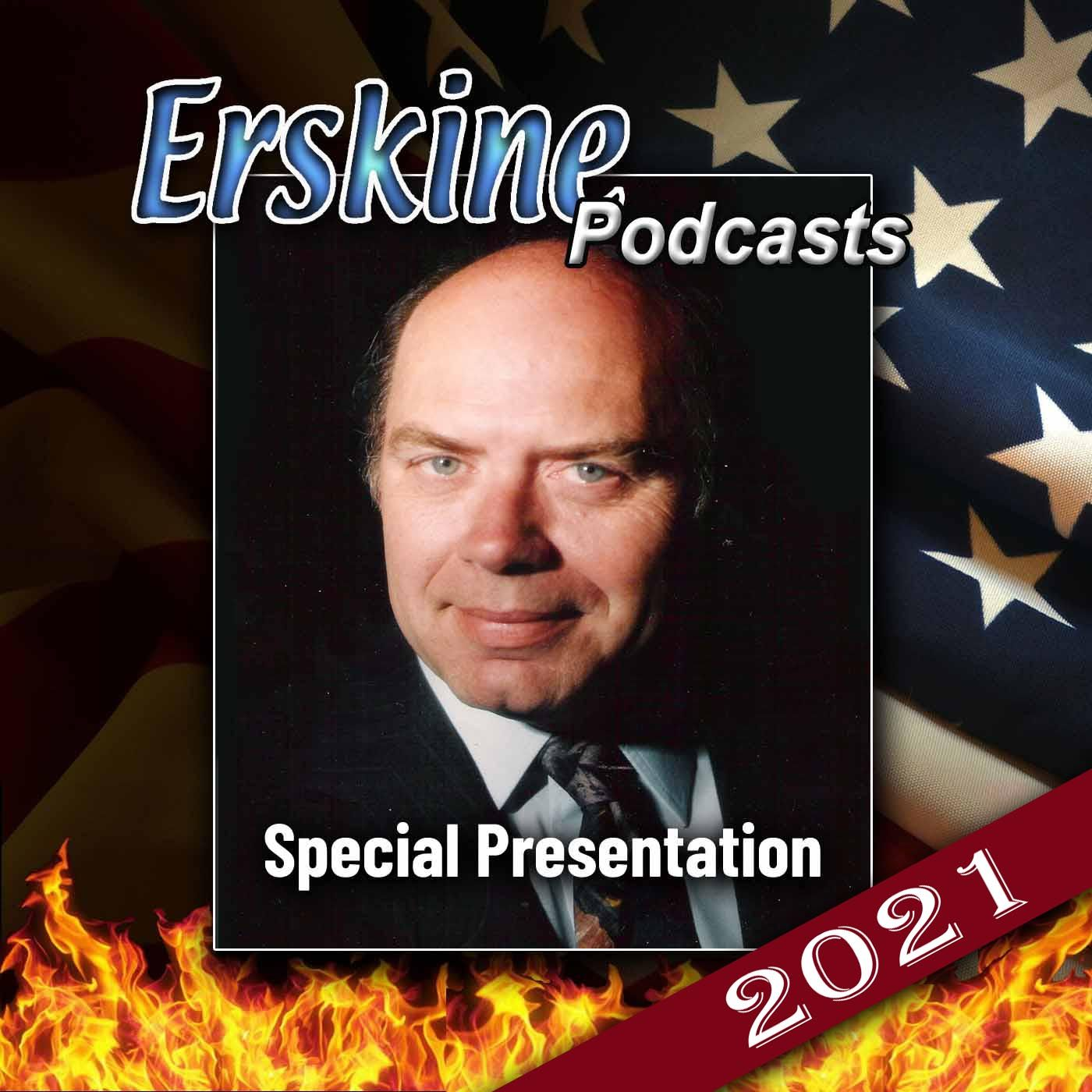 Erskine with his thoughts on 2020 and the year ahead. God help America (ep#1-2-21)