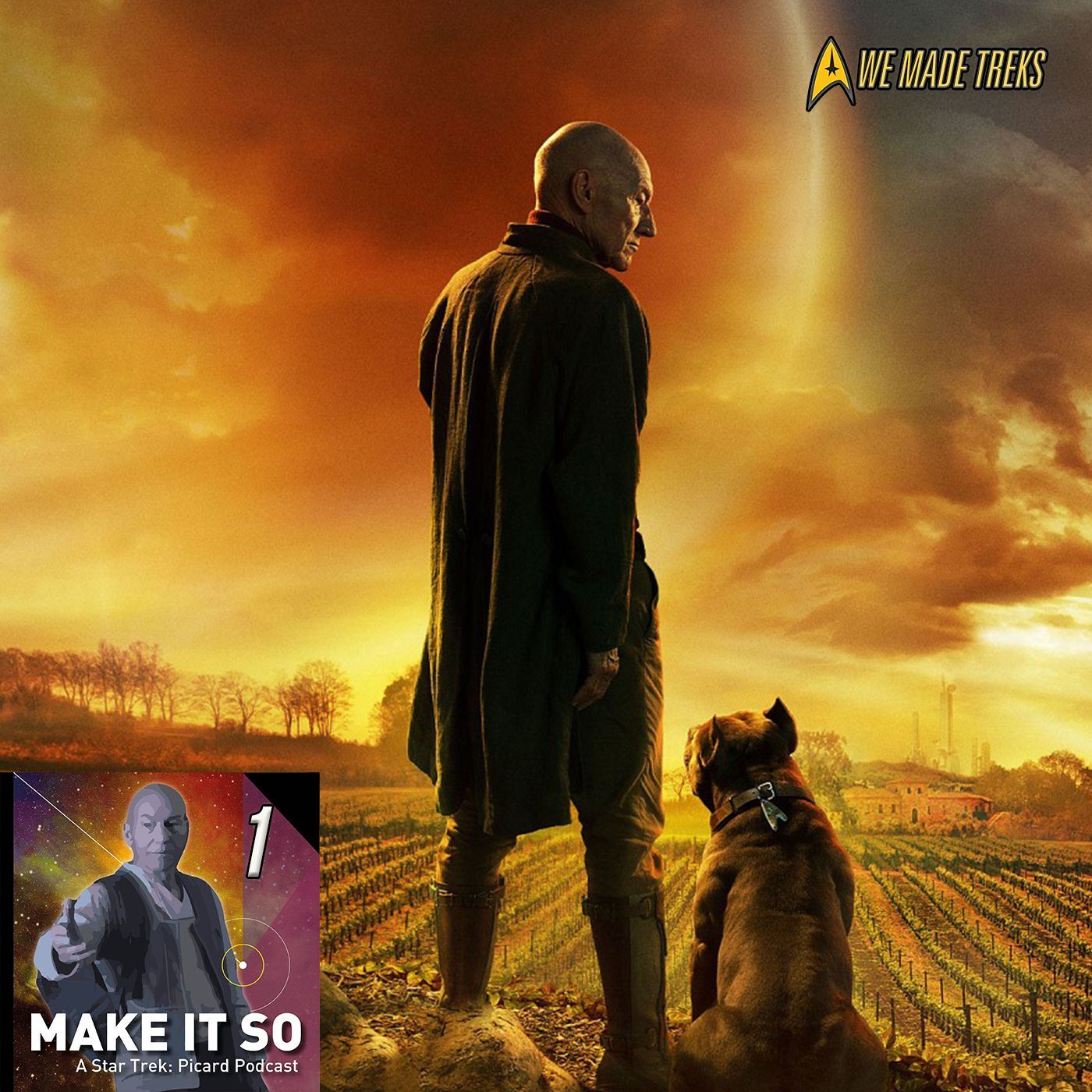 1. The Road to Picard: July 2019 SDCC Trailer Breakdown
