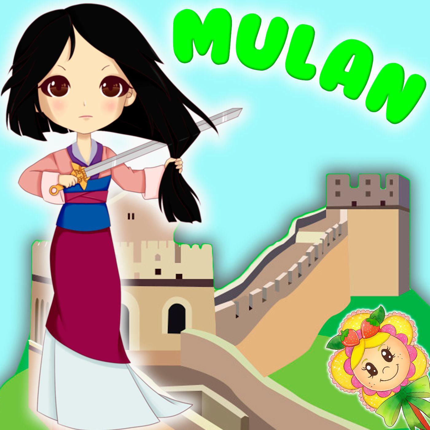 83. Mulan. Cuento tradicional chino adaptado por Hada de Fresa. Cuento para dormir