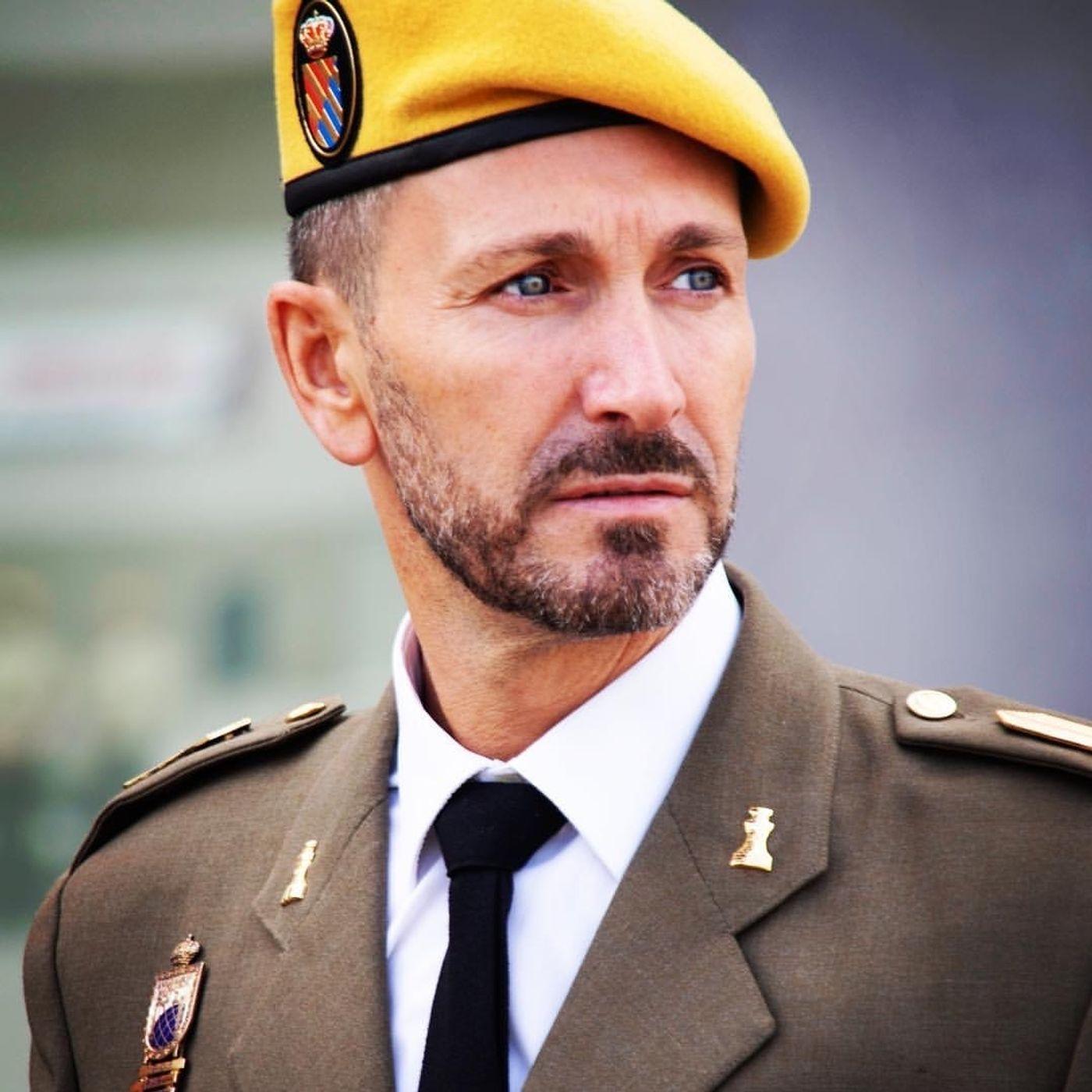 #067 - Perseverando para servir con Pedro Jesús García (UME)