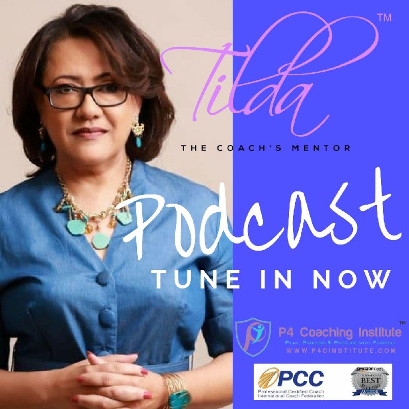 Tilda - The Coach's Mentor Podcast