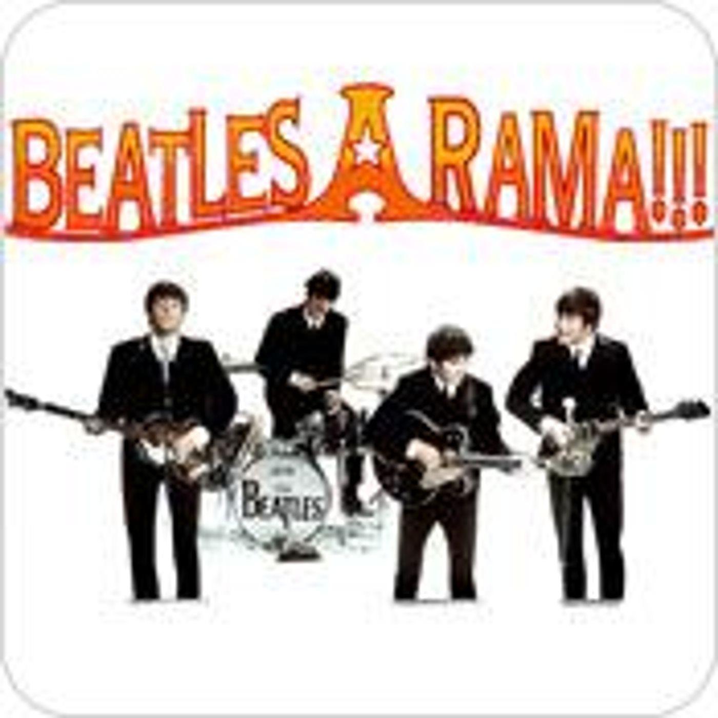 KCAA: Beatles-a-Rama (Sun, 13 Jun, 2021)