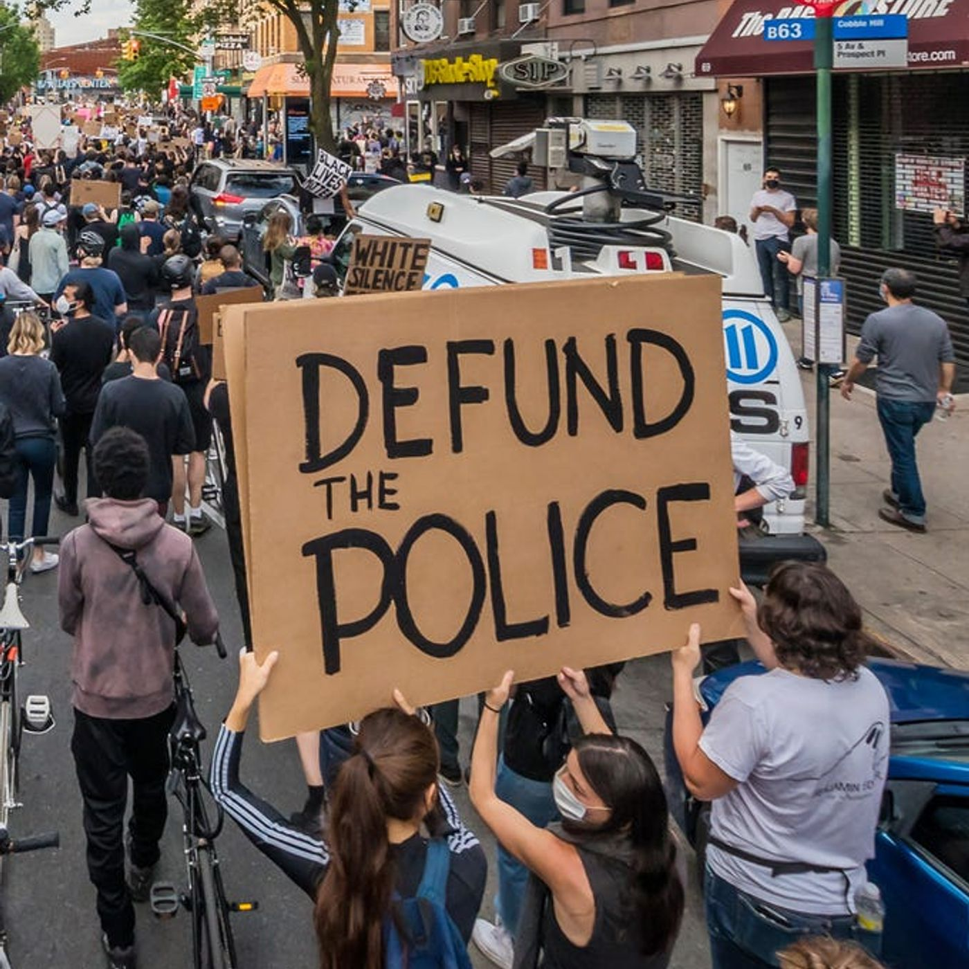 Defund the Police and Strong Delusion