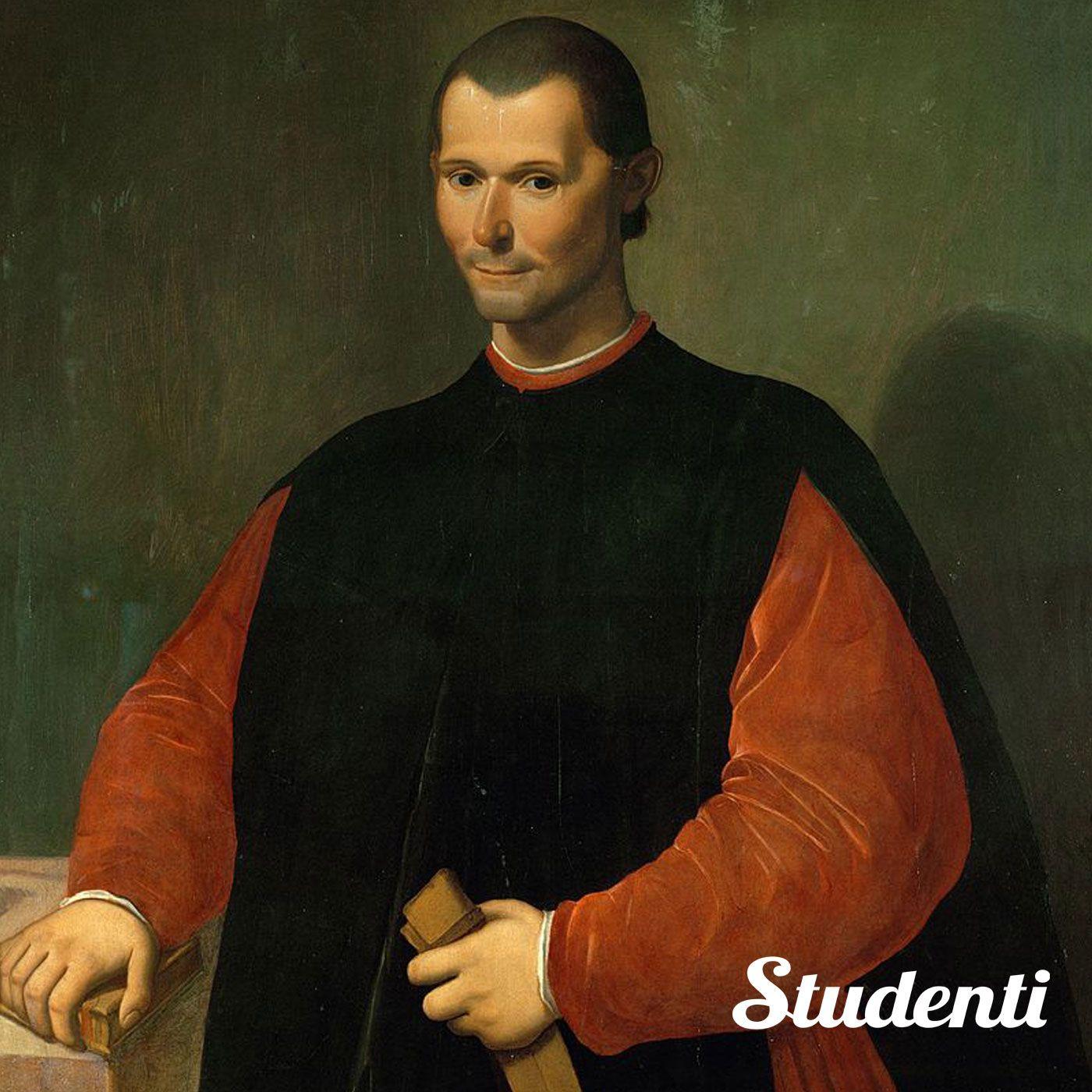 Biografie - Niccolò Machiavelli
