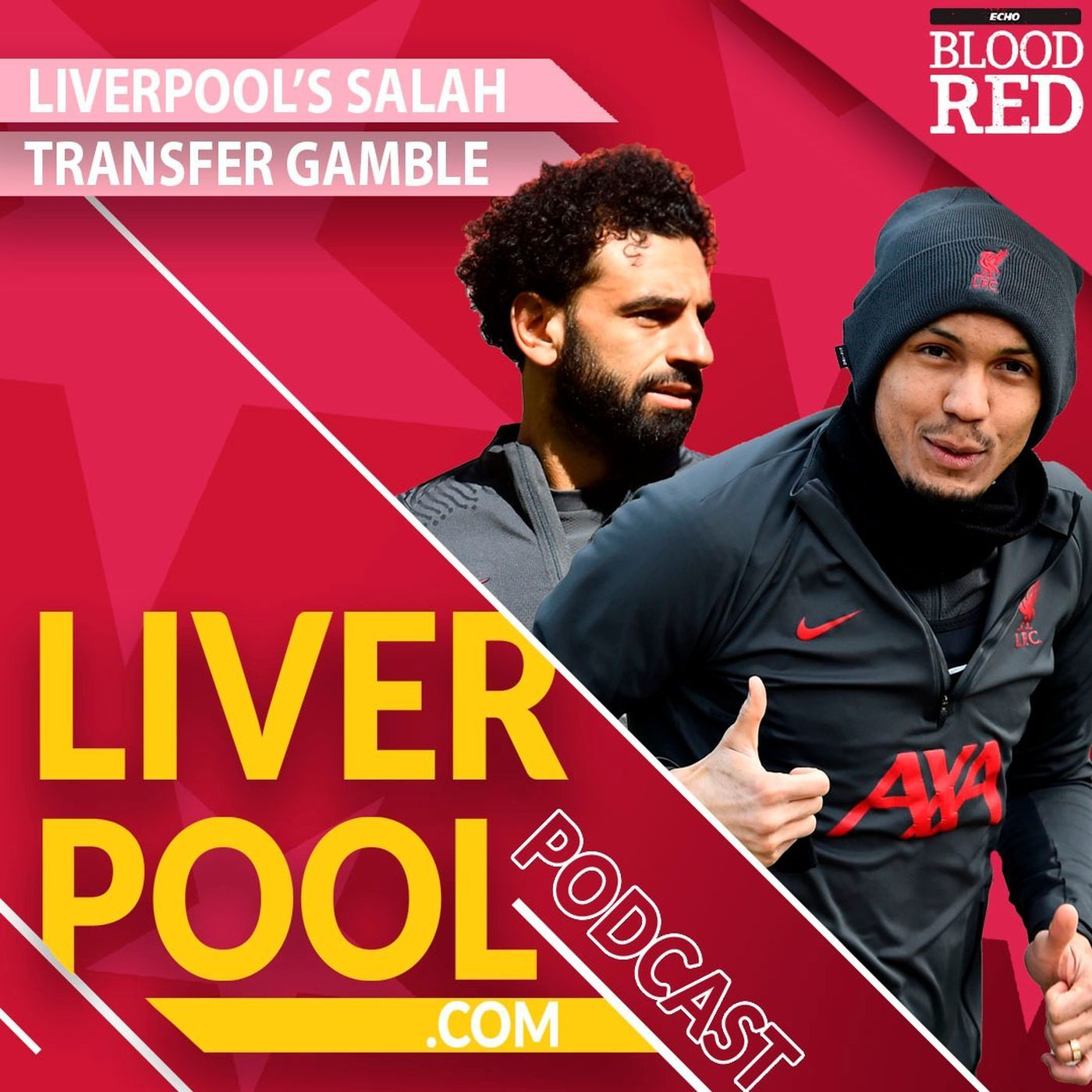 Liverpool.com podcast: Liverpool's Mohamed Salah transfer gamble | Fabinho conundrum returns ahead of Man Utd visit