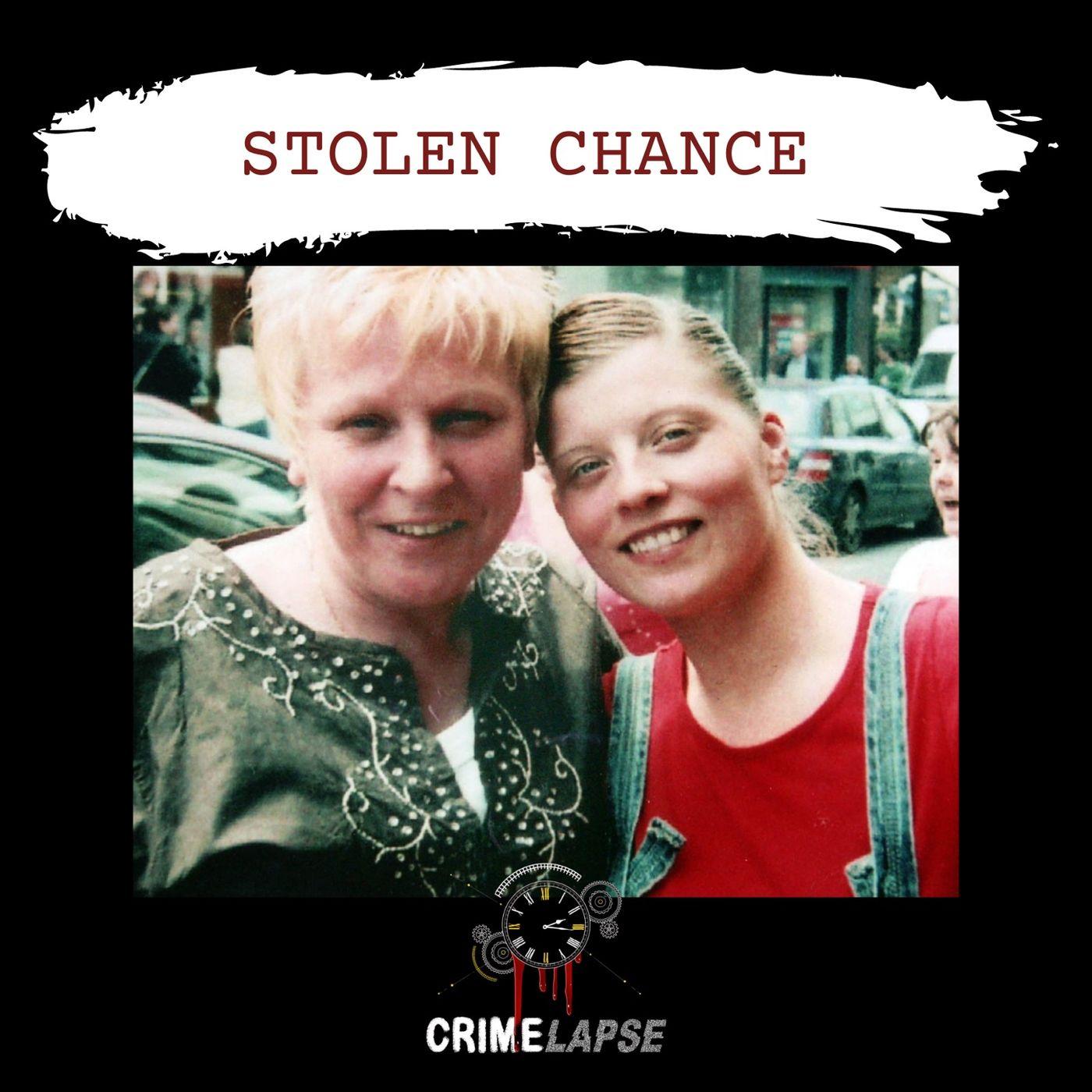 Stolen Chance: Amanda Jenkins