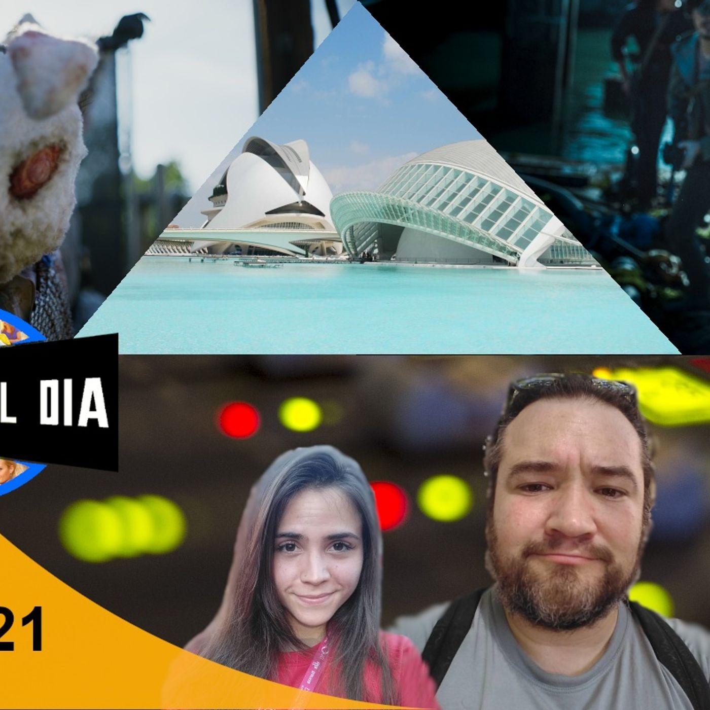 Each and every day | Ponte al día 451 (17/05/21)