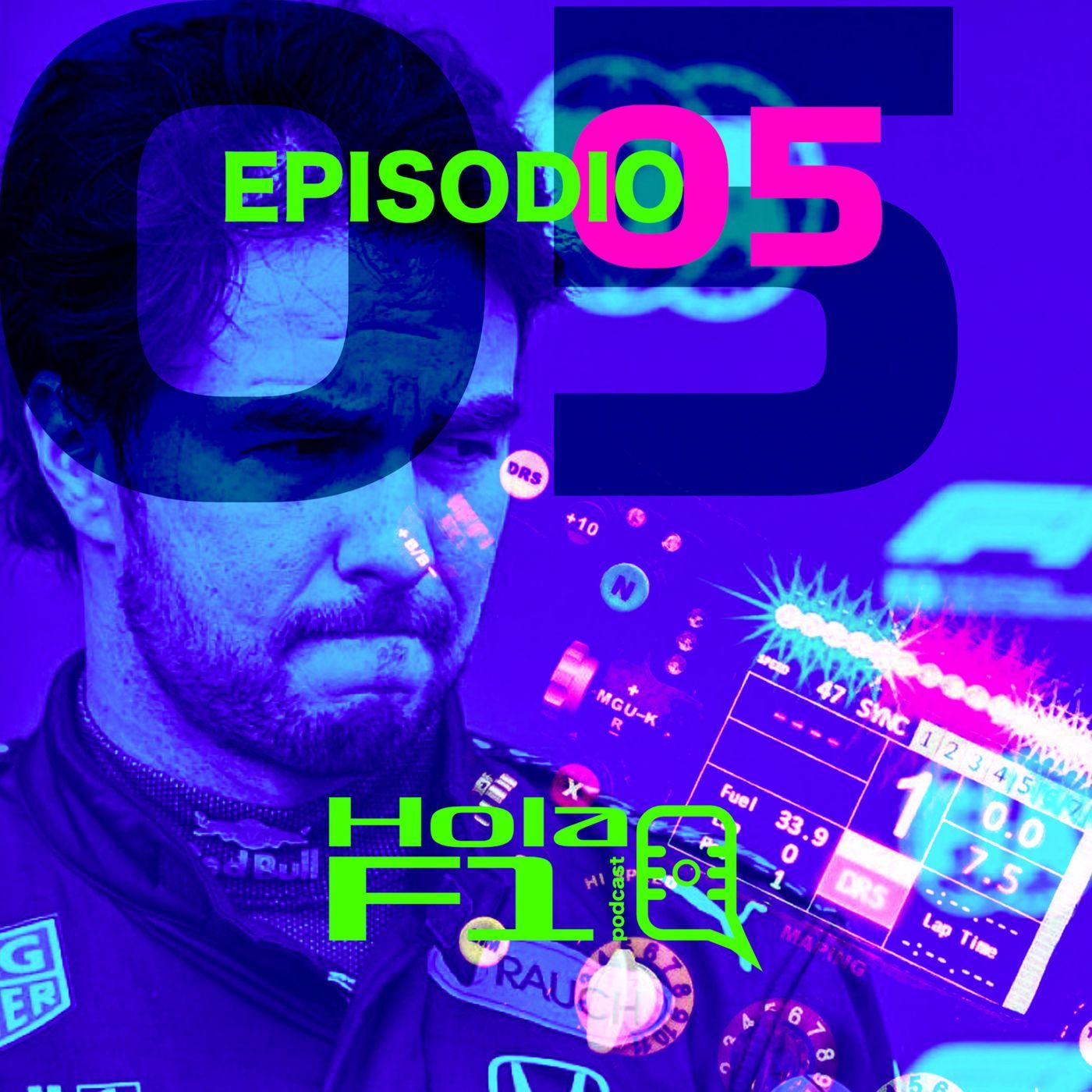 EP 05 - El botón mágico de Checo