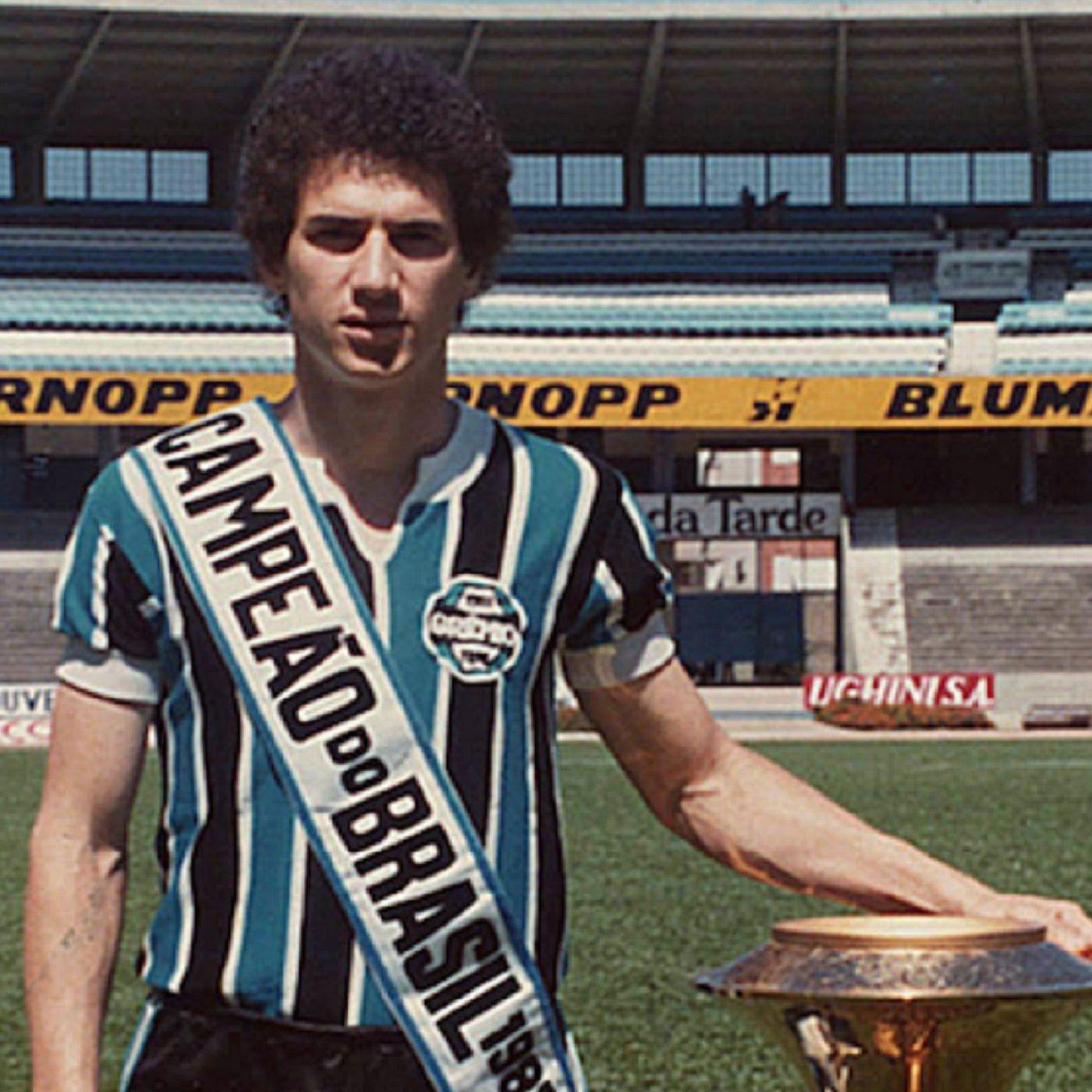 1981 - Baltazar, o goleador de Deus (Grêmio Campeão Brasileiro).