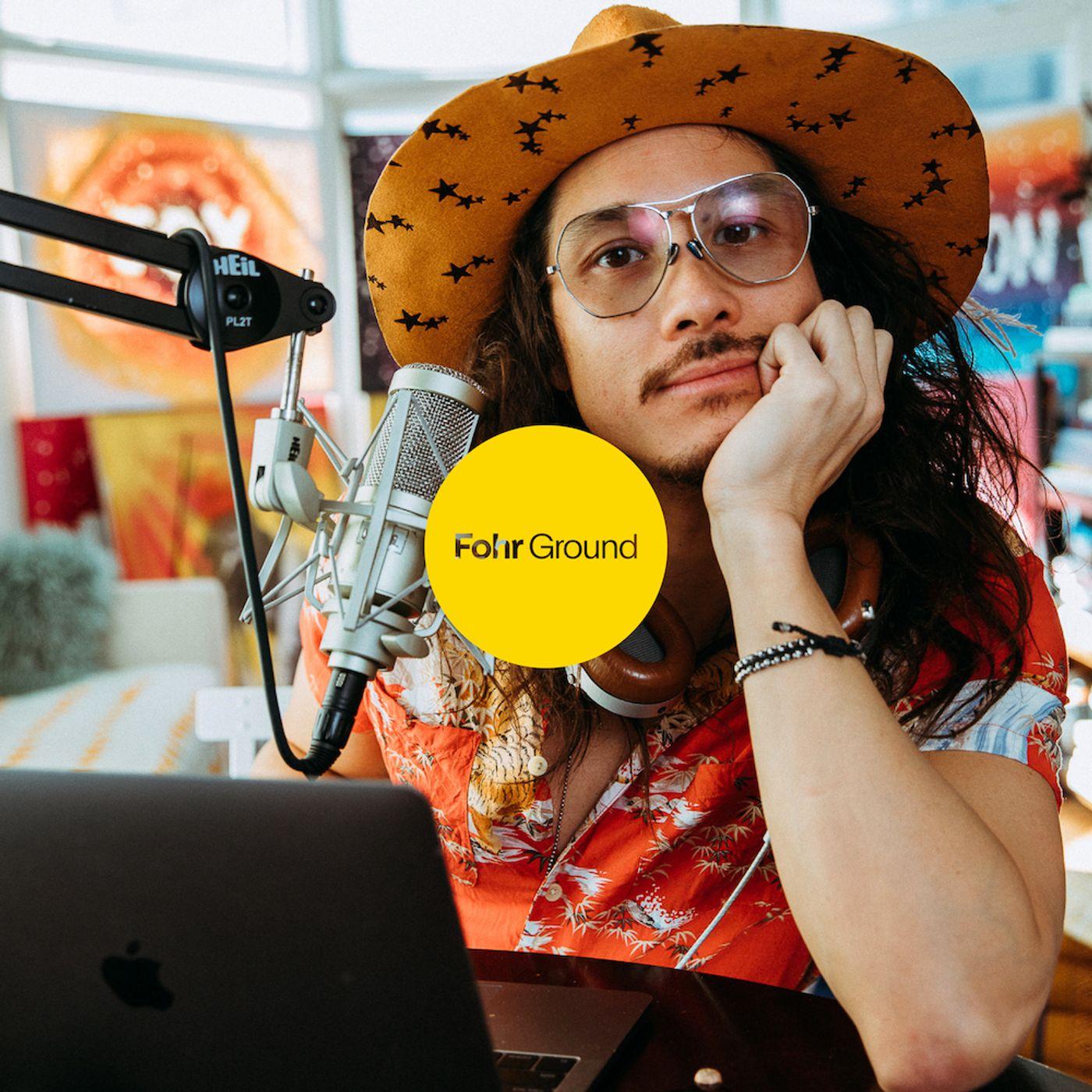 From graphic design to Bieber in Zurich with Nick Onken - Episode 56