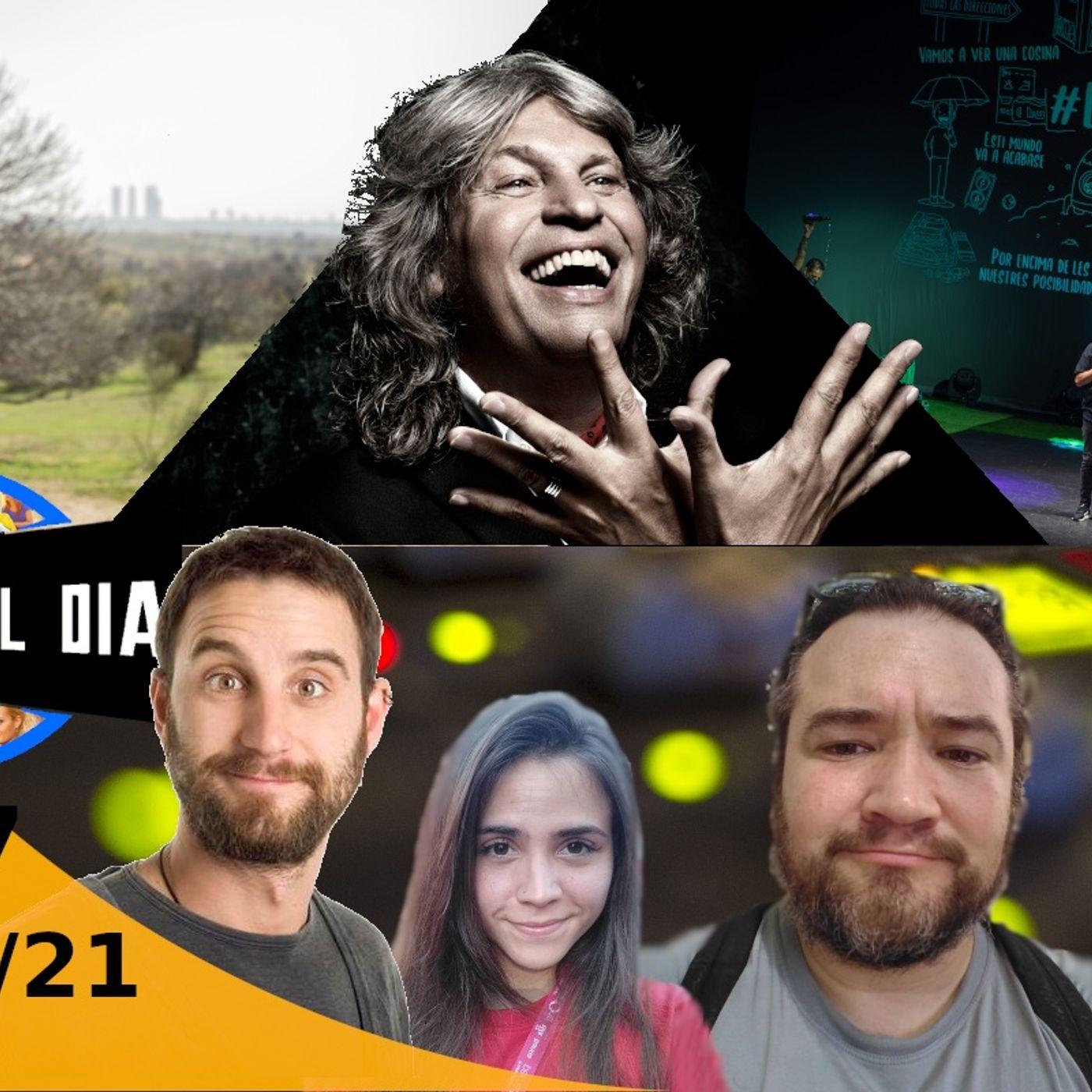 Cotilleo de redes | Dani Rovira | Ponte al día 428 (14/04/21)