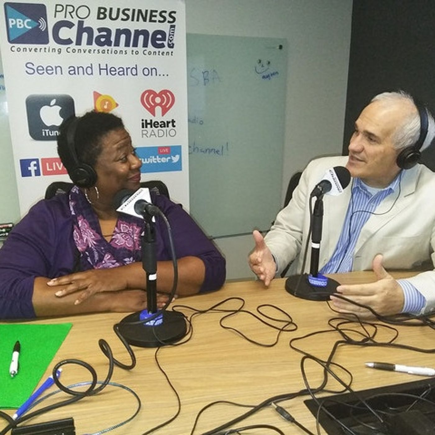 SBA National Veterans Small Business Week on Georgia Business Radio